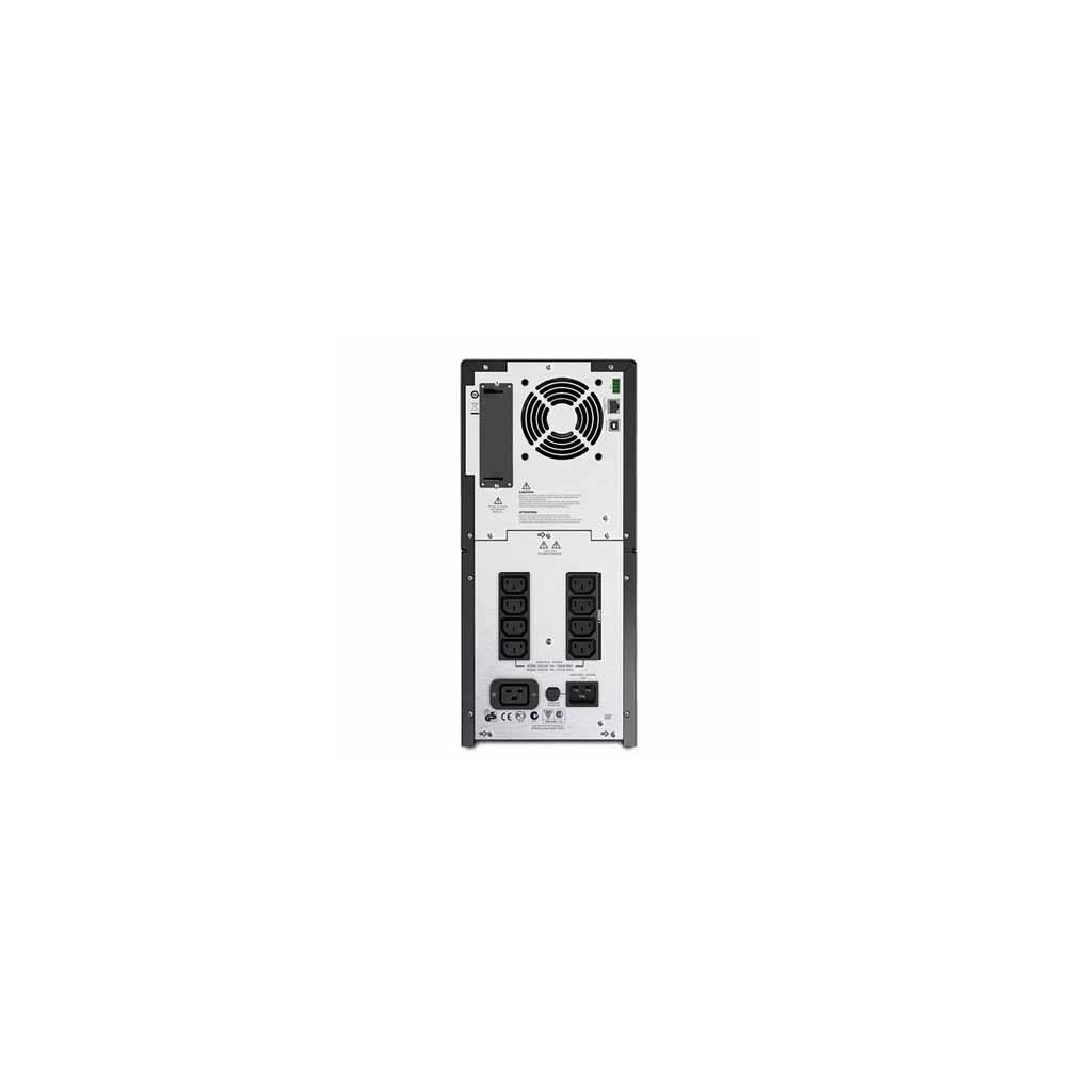 Источник бесперебойного питания APC Smart-UPS 2200VA LCD (SMT2200I) изображение 2