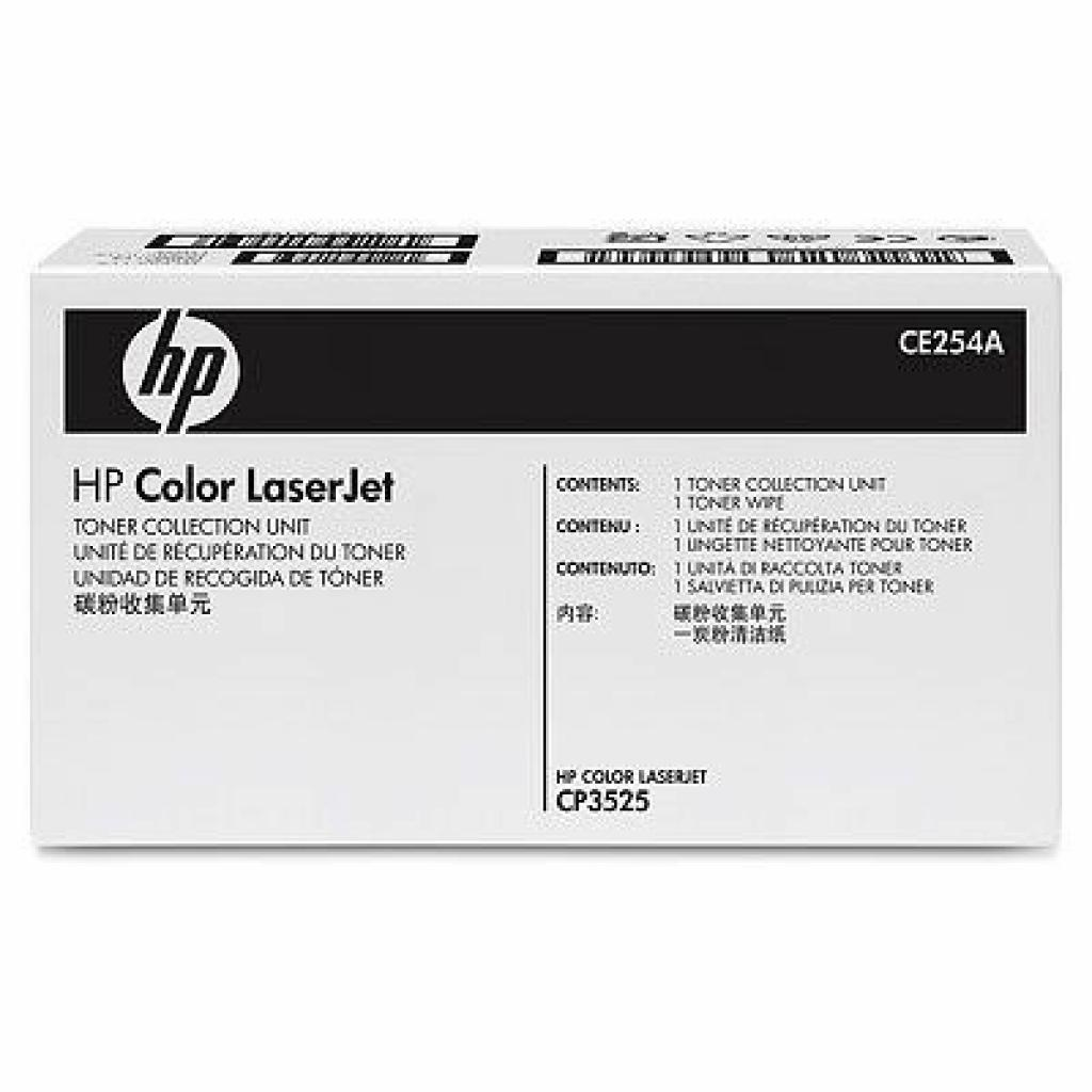 Сборник отработанного тонера HP CLJ CP3525 Toner Collection Unit (CE254A)