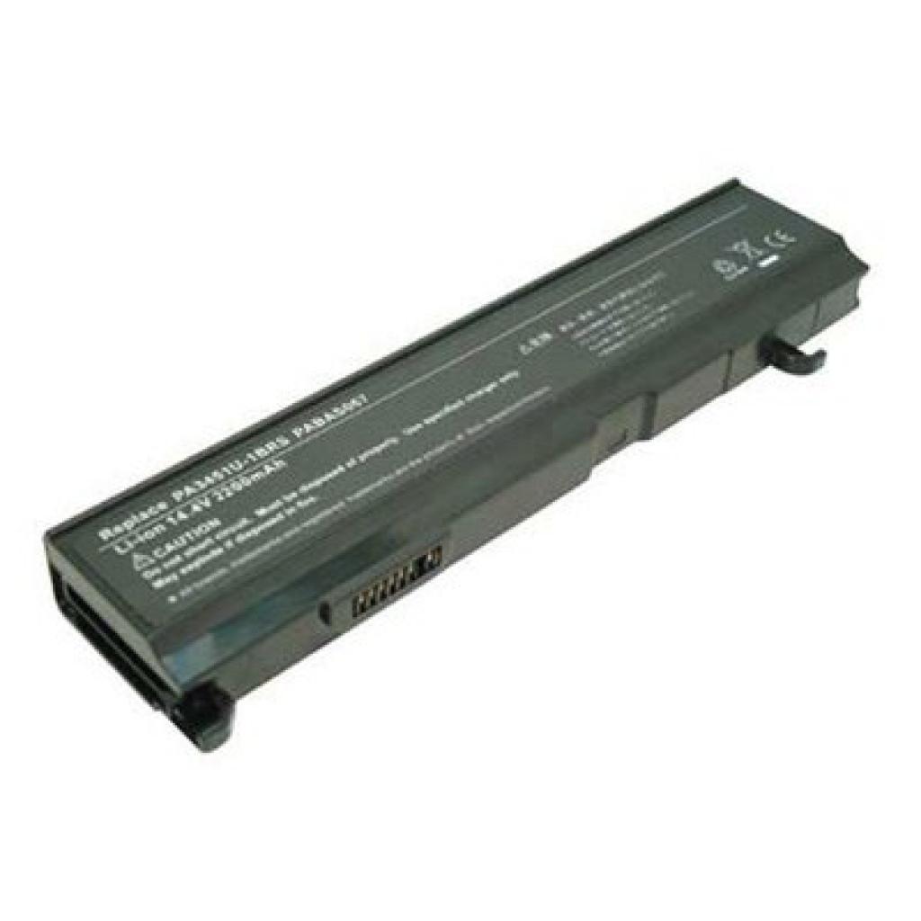 Аккумулятор для ноутбука TOSHIBA PA3450U Satellite L30r (PA3450U O 22)