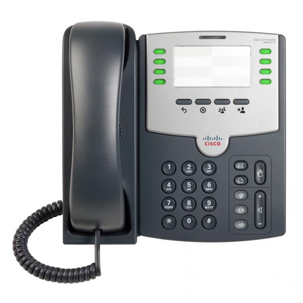 IP телефон Cisco SPA501 (SPA501G) изображение 2