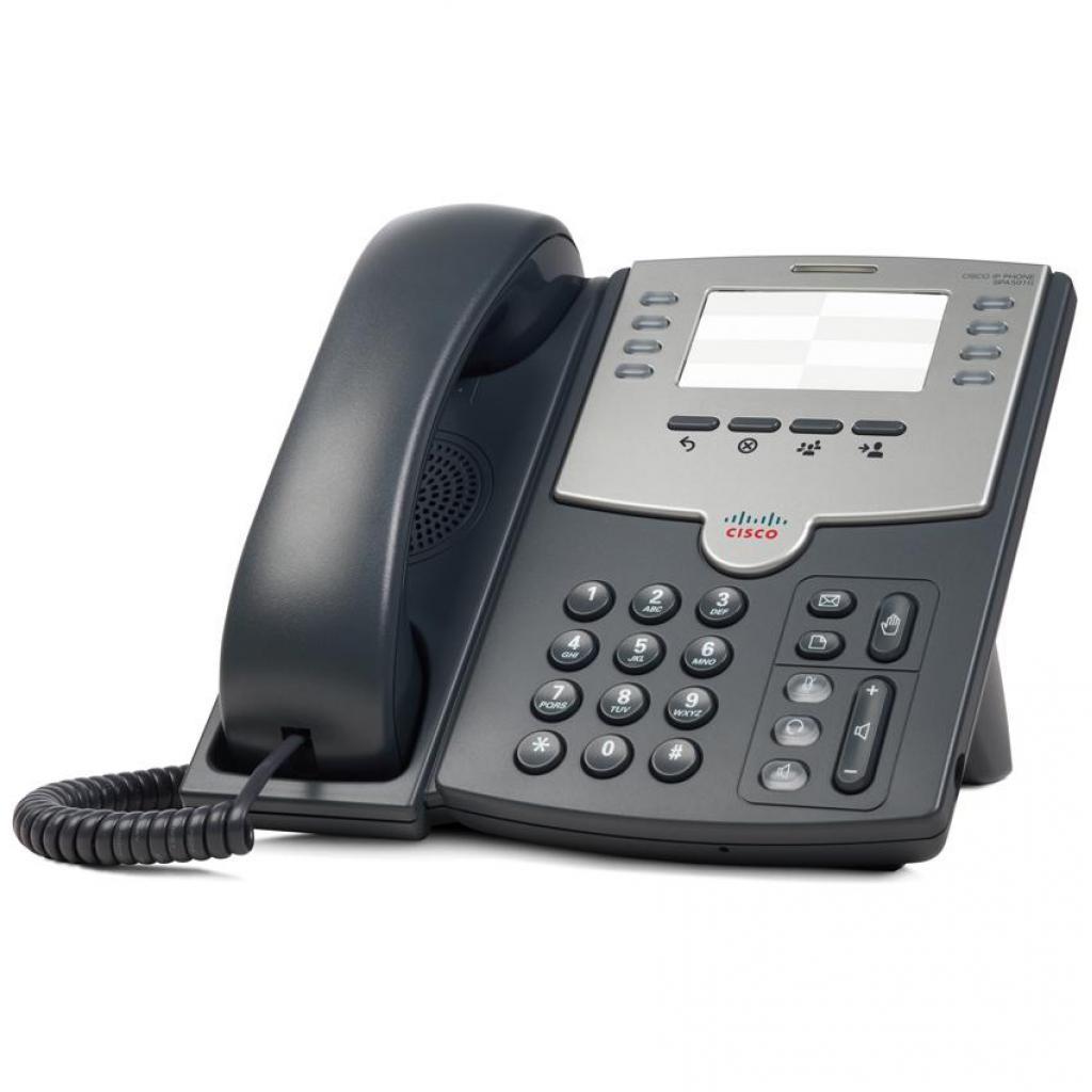 IP телефон Cisco SPA501 (SPA501G)