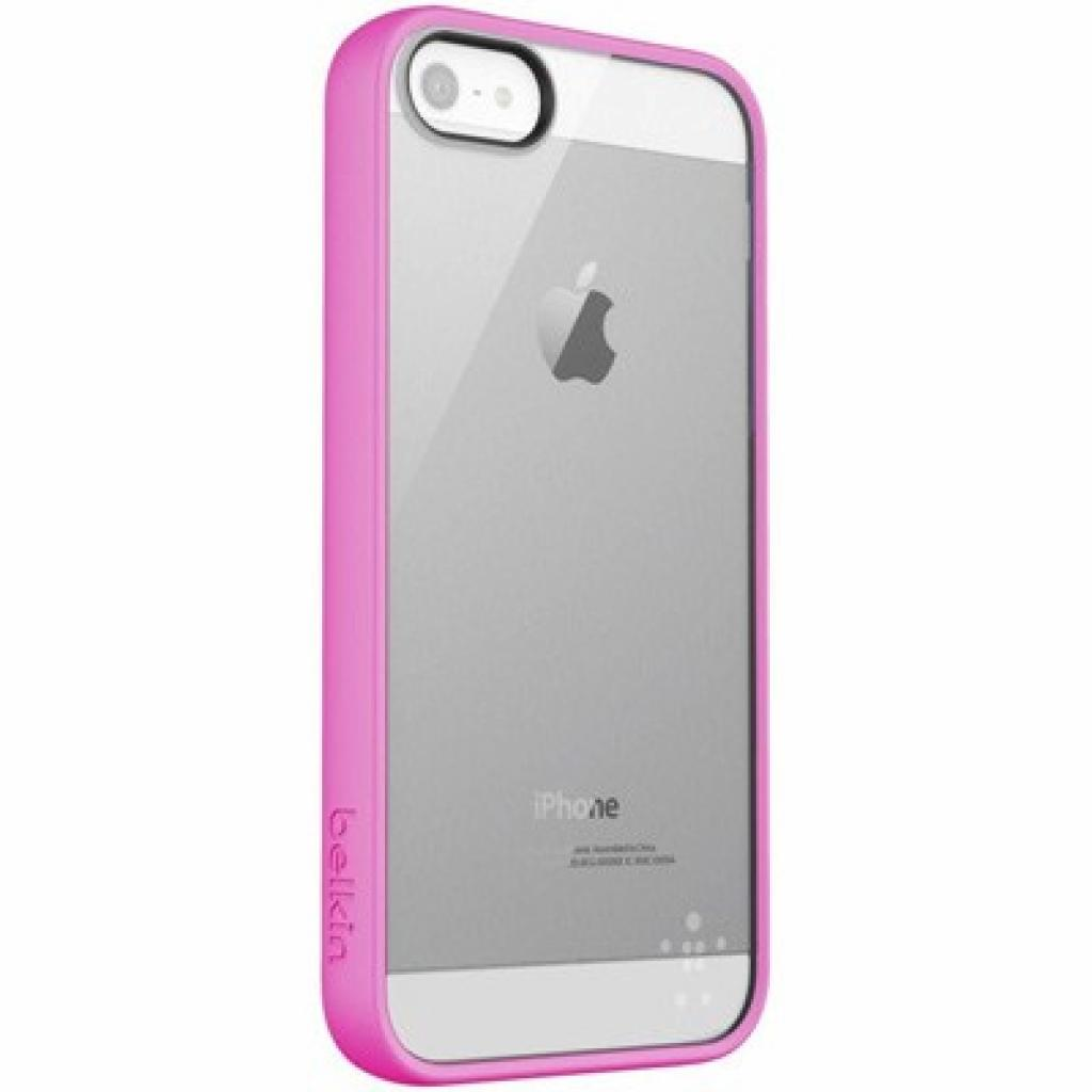 Чехол для моб. телефона Belkin iPhone 5/5s Candy Case (F8W153vfC01)