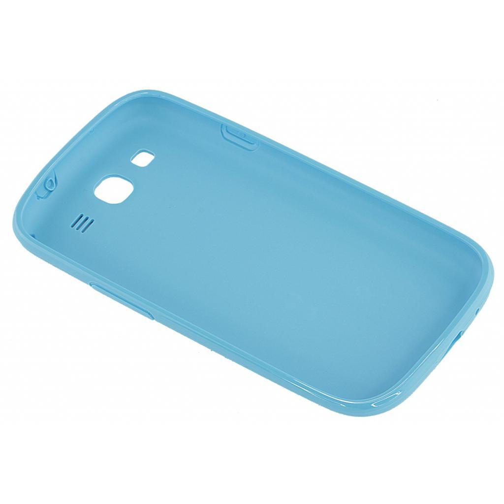 Чехол для моб. телефона Samsung I9300 Galaxy S3/Light Blue/накладка (EFC-1G6PLECSTD) изображение 4