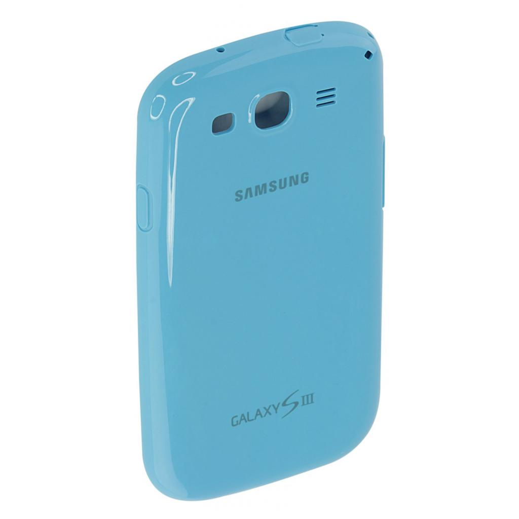 Чехол для моб. телефона Samsung I9300 Galaxy S3/Light Blue/накладка (EFC-1G6PLECSTD)