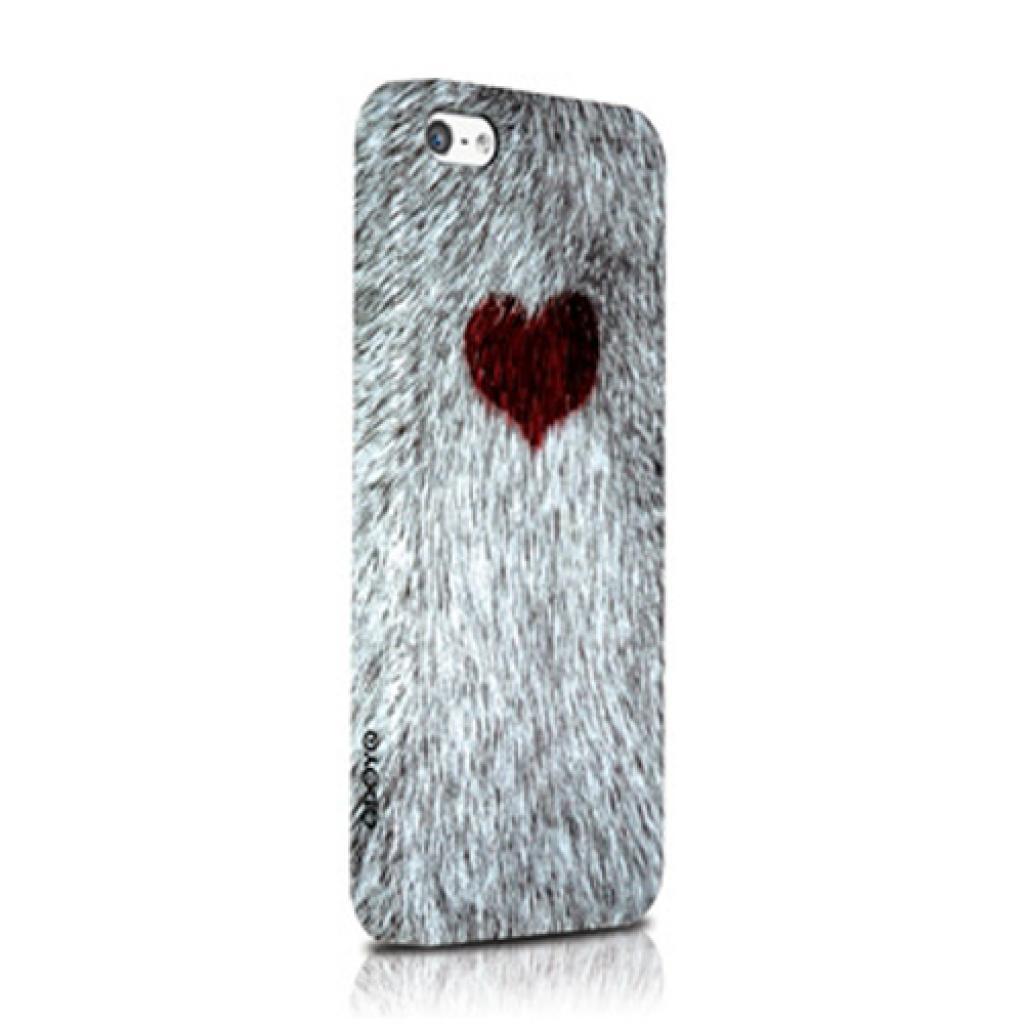 Чехол для моб. телефона ODOYO iPhone 5/5s WILD ANIMAL HEART (PH358HT) изображение 3
