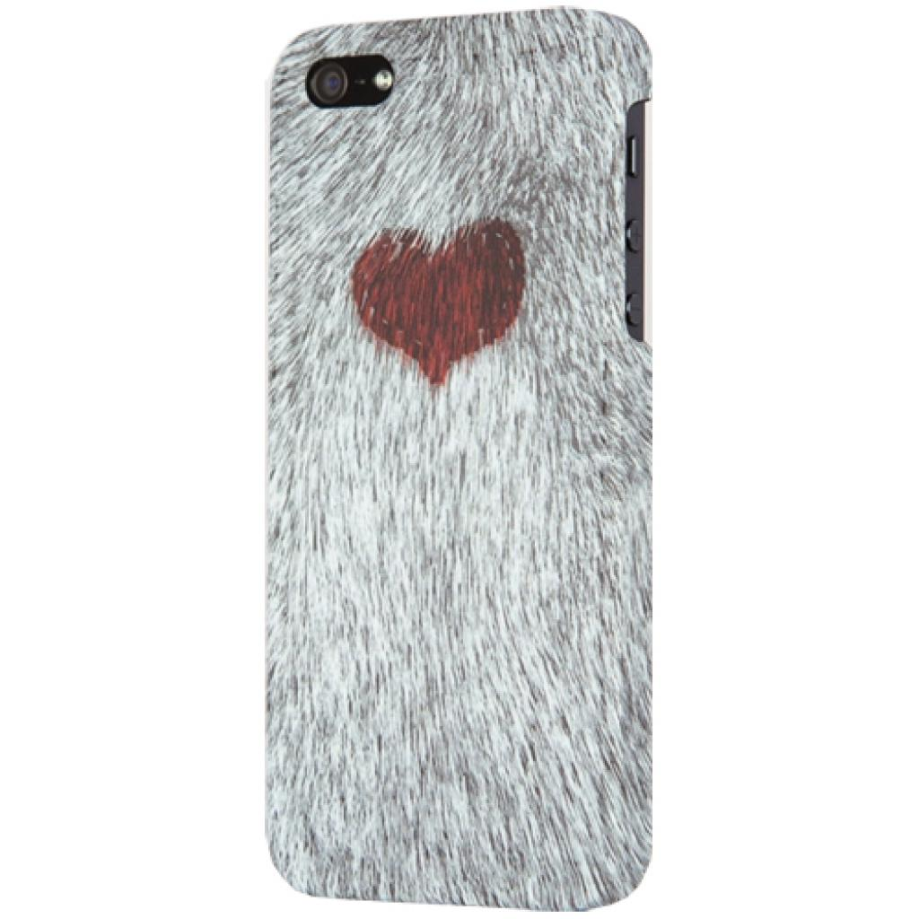 Чехол для моб. телефона ODOYO iPhone 5/5s WILD ANIMAL HEART (PH358HT) изображение 5
