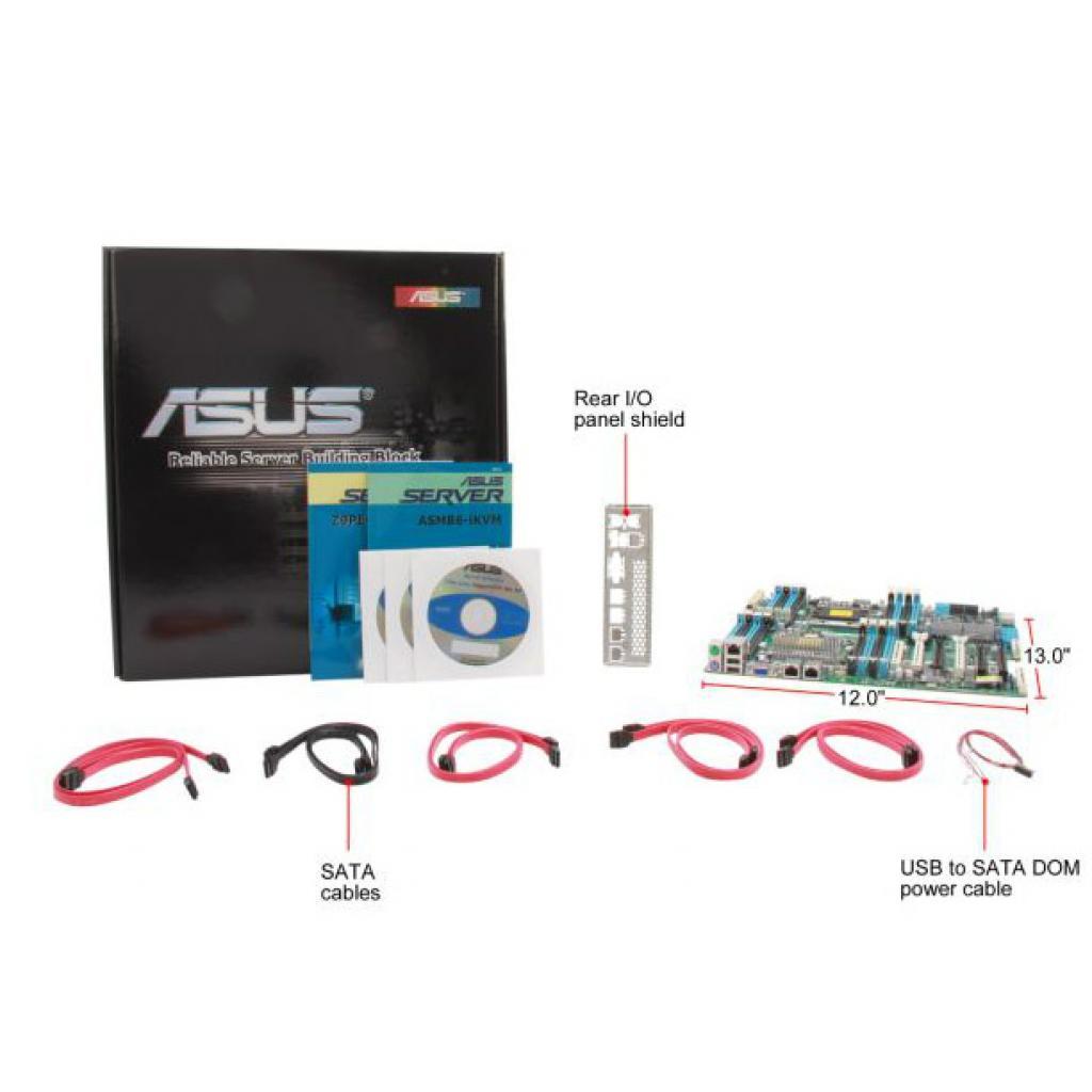 Серверная МП ASUS Z9PE-D16-10G/DUAL изображение 5