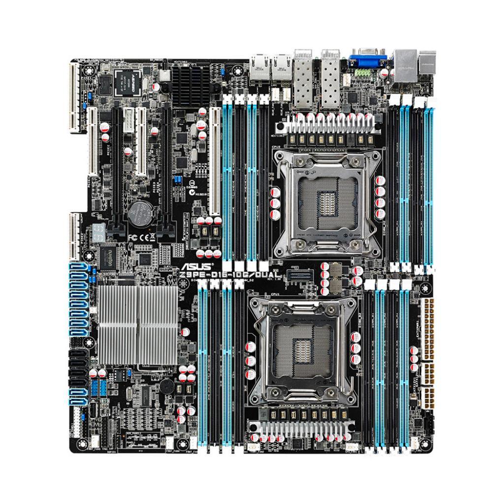 Серверная МП ASUS Z9PE-D16-10G/DUAL