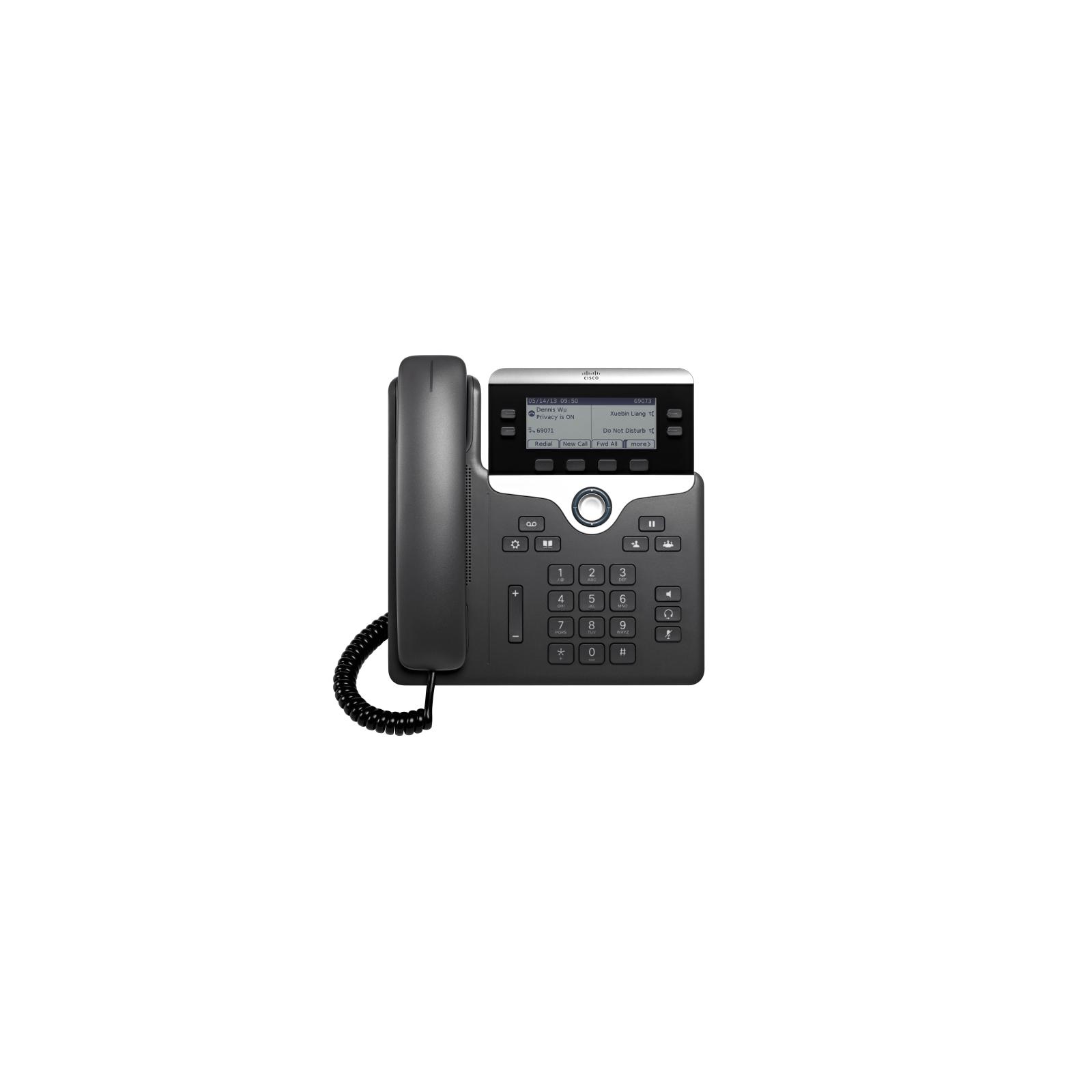 IP телефон Cisco CP-7821-K9= изображение 2