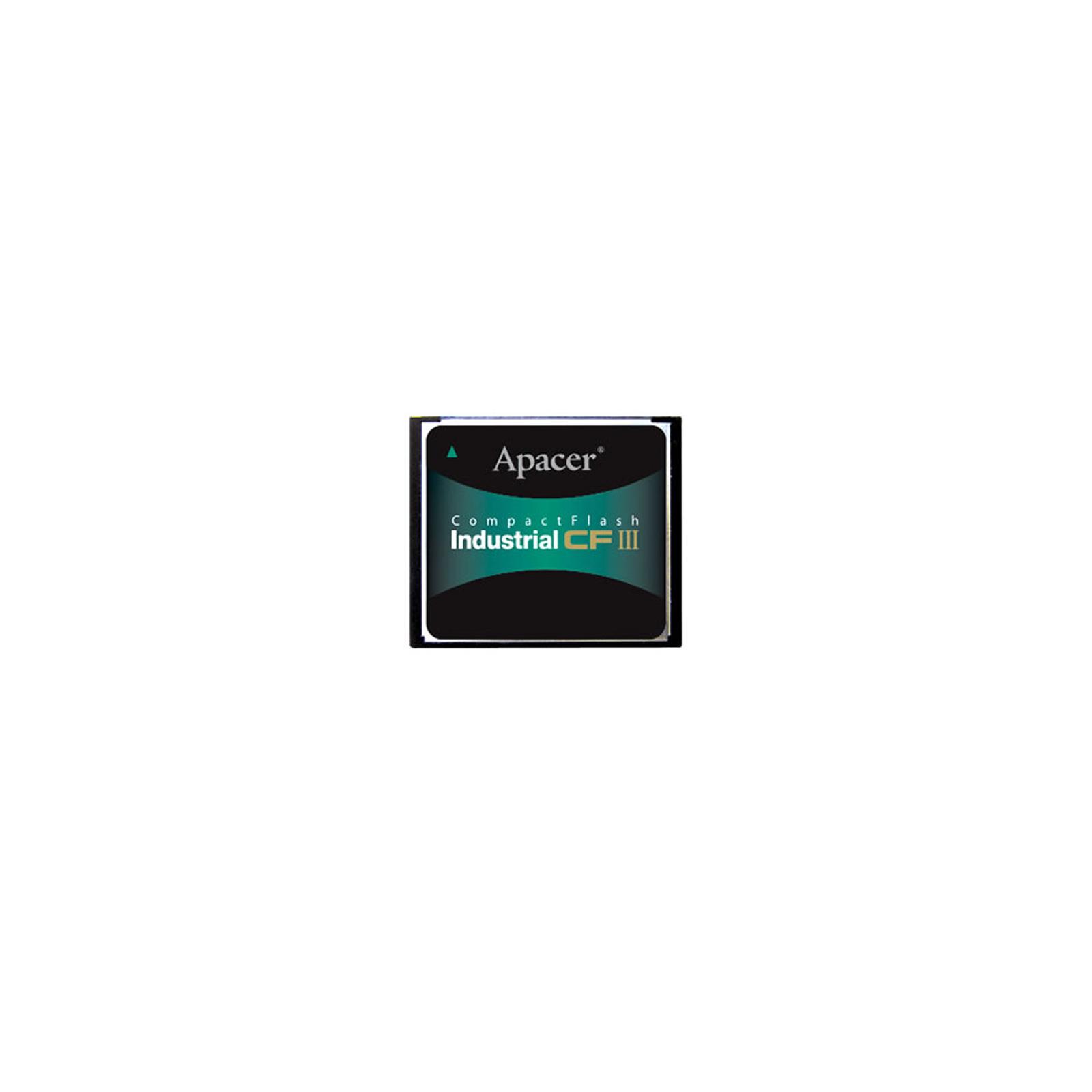 Карта памяти 4Gb Compact Flash Apacer (AP-CF004GR9NS-ETNRA / AP-CF004GE3NR-ETNR)