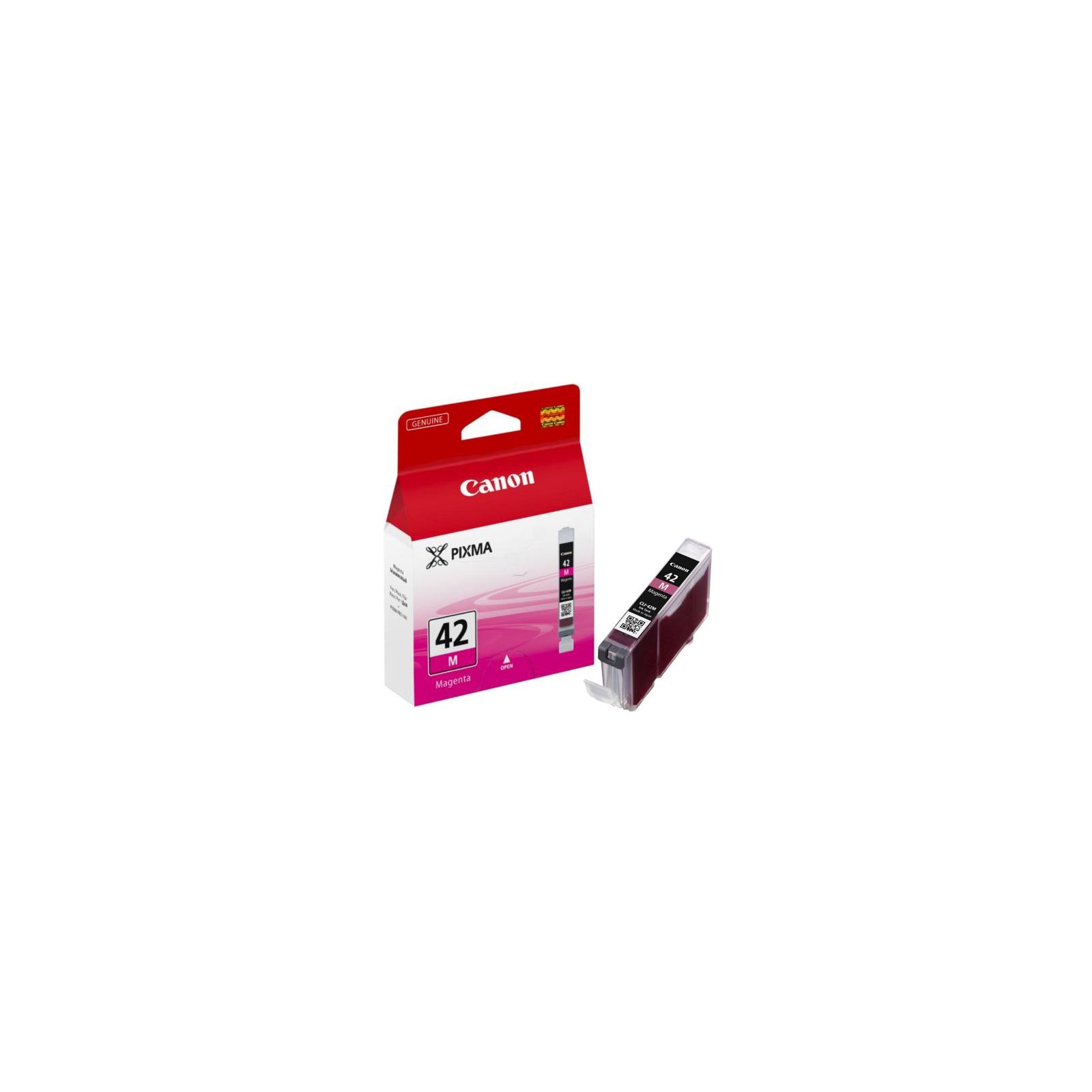 Картридж Canon CLI-42 Magenta для PIXMA PRO-100 (6386B001)
