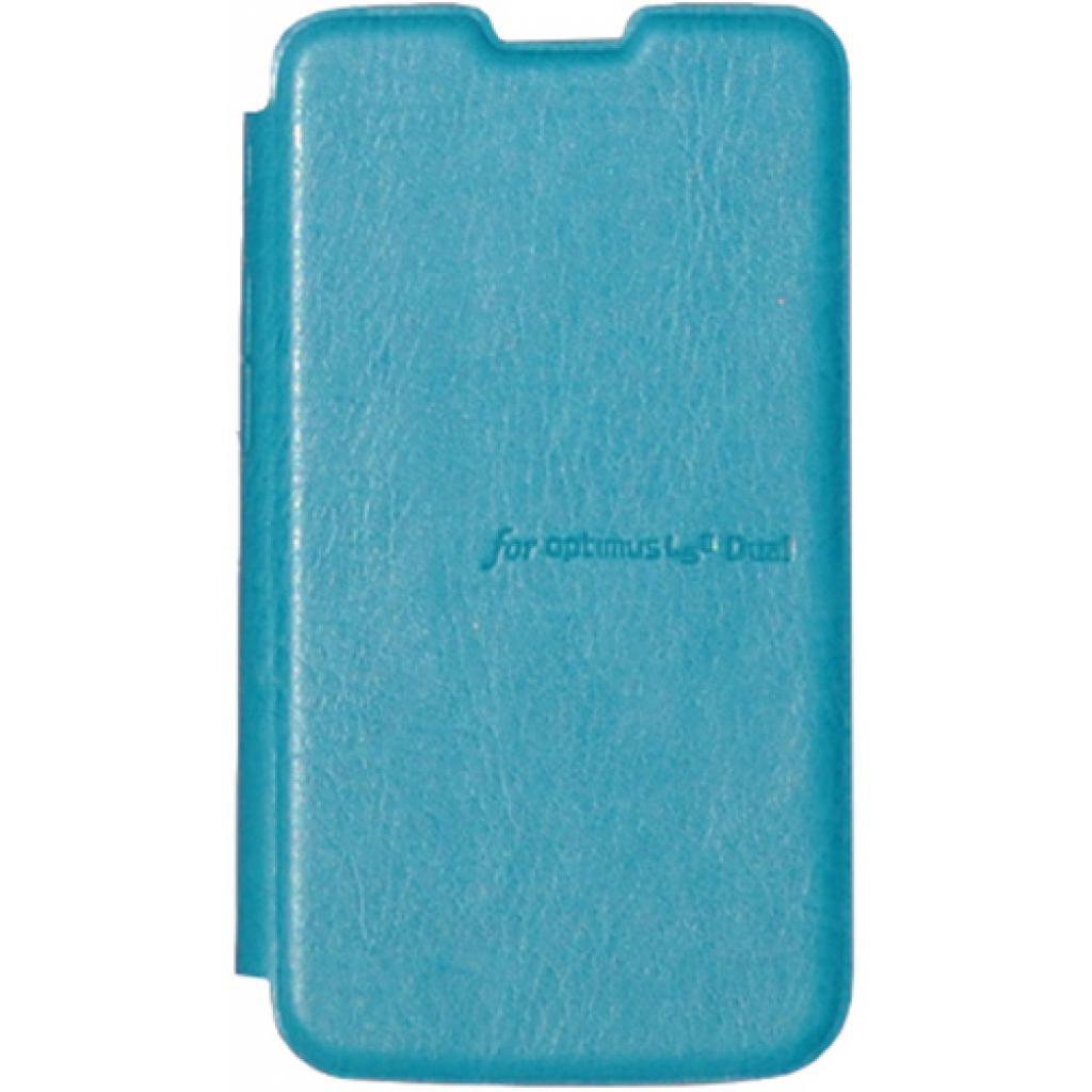 Чехол для моб. телефона VOIA для LG E455 Optimus L5II Dual /Flip/Mint (6068237)