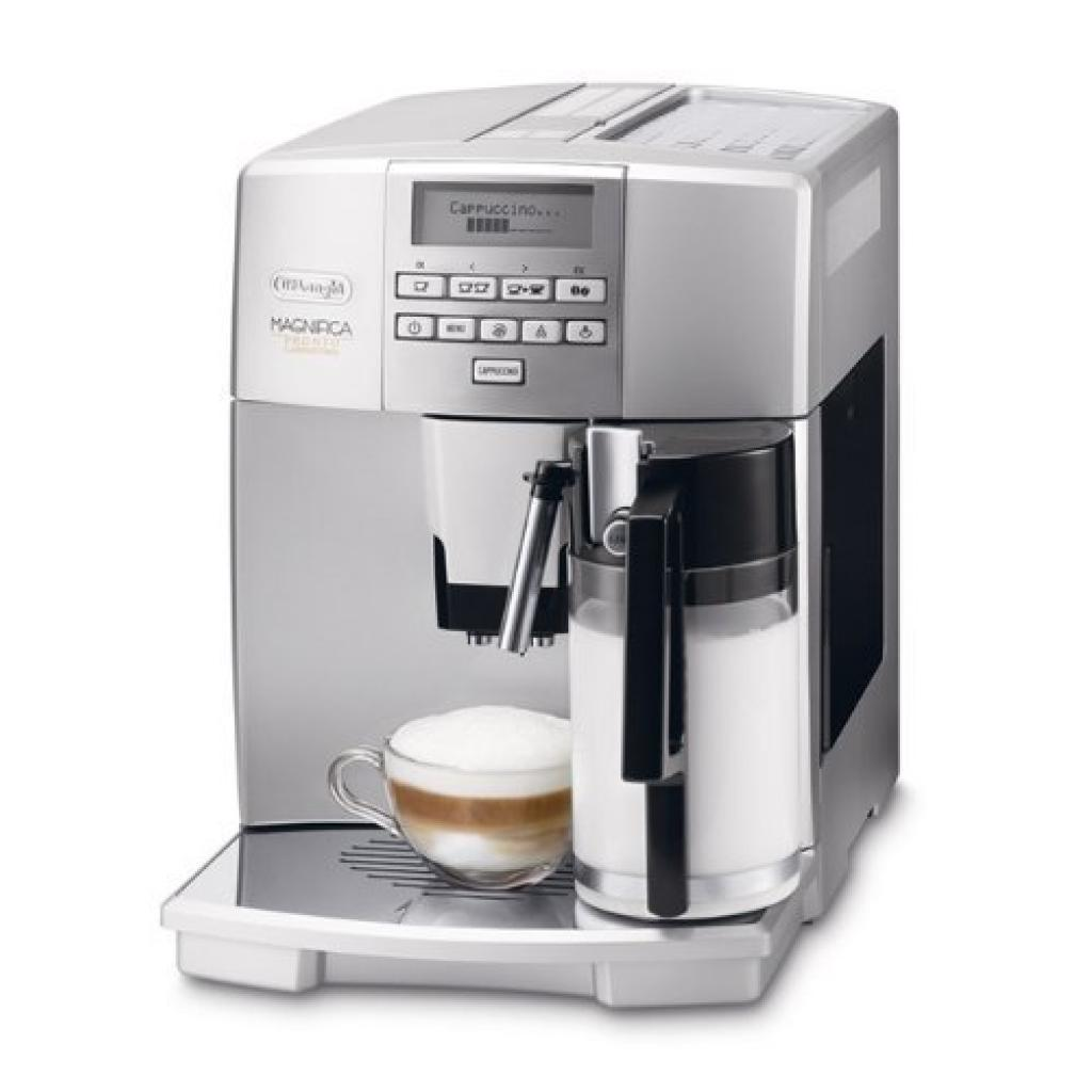Кофеварка DeLonghi ESAM 04.350 S (ESAM04.350S)