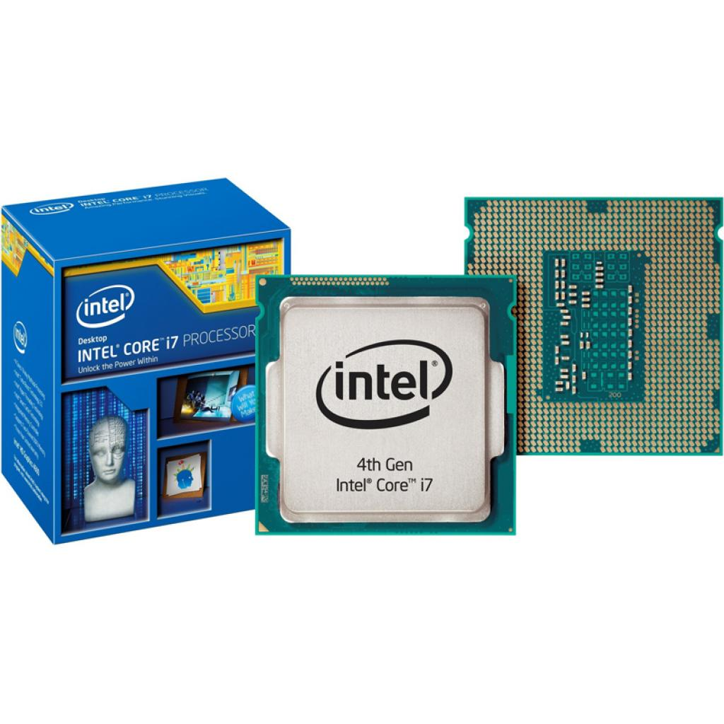 Процессор INTEL Core™ i7 4790 (BX80646I74790) изображение 2