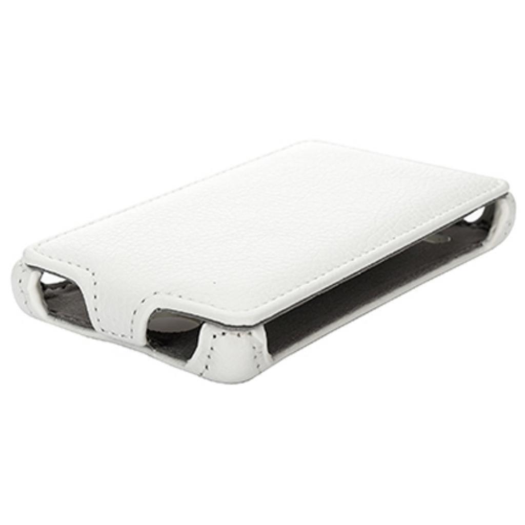 Чехол для моб. телефона для Nokia X (White) Lux-flip Drobak (215129) изображение 3