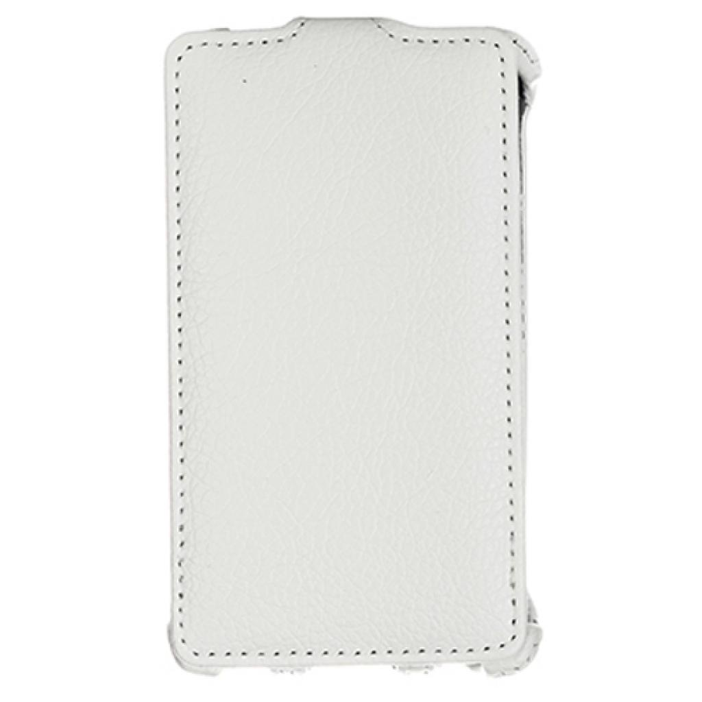Чехол для моб. телефона для Nokia X (White) Lux-flip Drobak (215129)