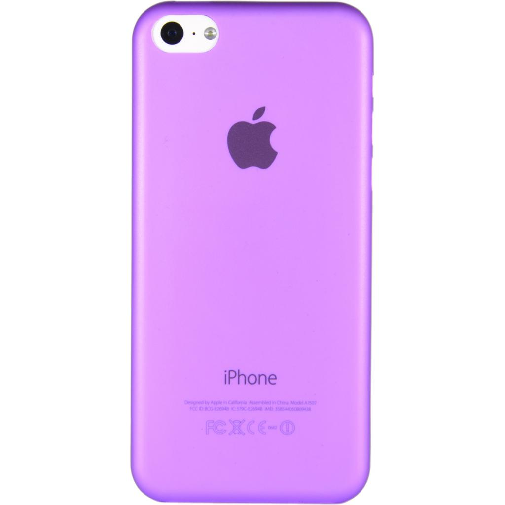Чехол для моб. телефона Pro-case iPhone 5C ultra thin purple (PCUT5CPR)