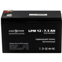 Батарея к ИБП LogicPower LPM 12В 7.5 Ач (3864)