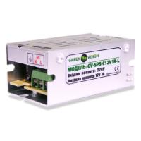Блок питания GreenVision GV-SPS-C 12V1A-L (3445)