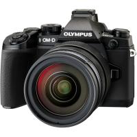 Цифровой фотоаппарат OLYMPUS E-M1 12-40 Kit black/black (V207017BE000)