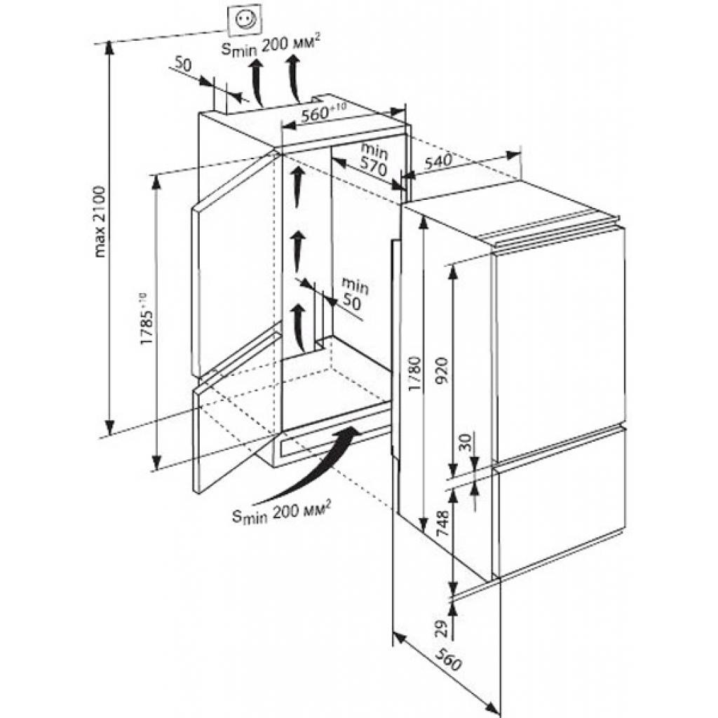 Холодильник ATLANT XM 4307-078 (XM-4307-078) изображение 2
