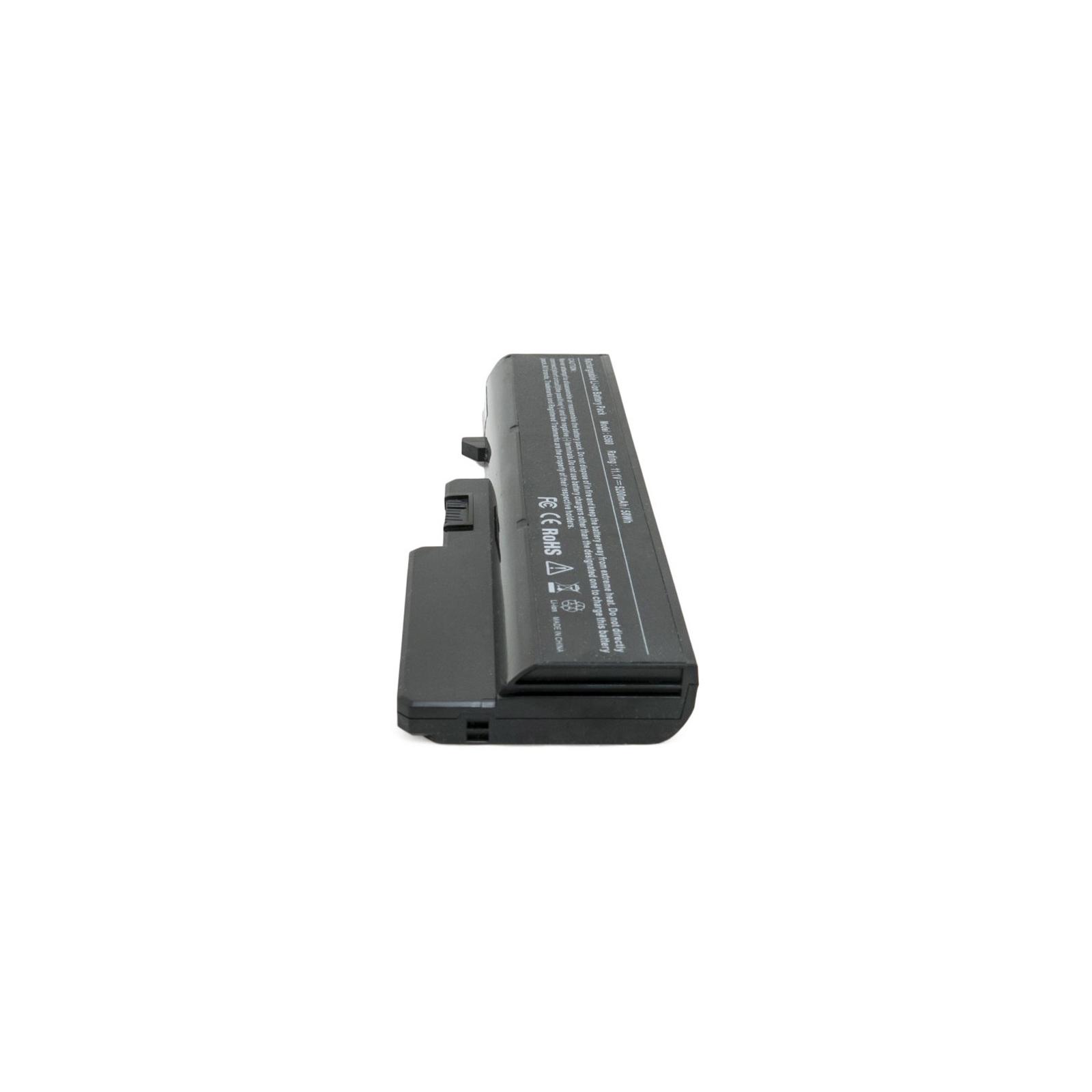 Аккумулятор для ноутбука Lenovo G560, 5200 mAh EXTRADIGITAL (BNL3954) изображение 5