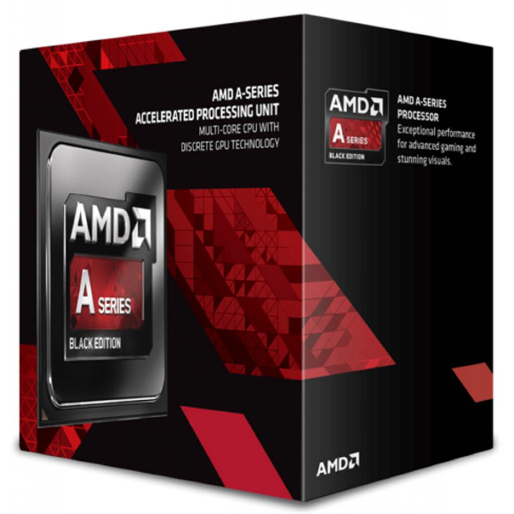 Процессор AMD A8-7670K (AD767KXBJCSBX)