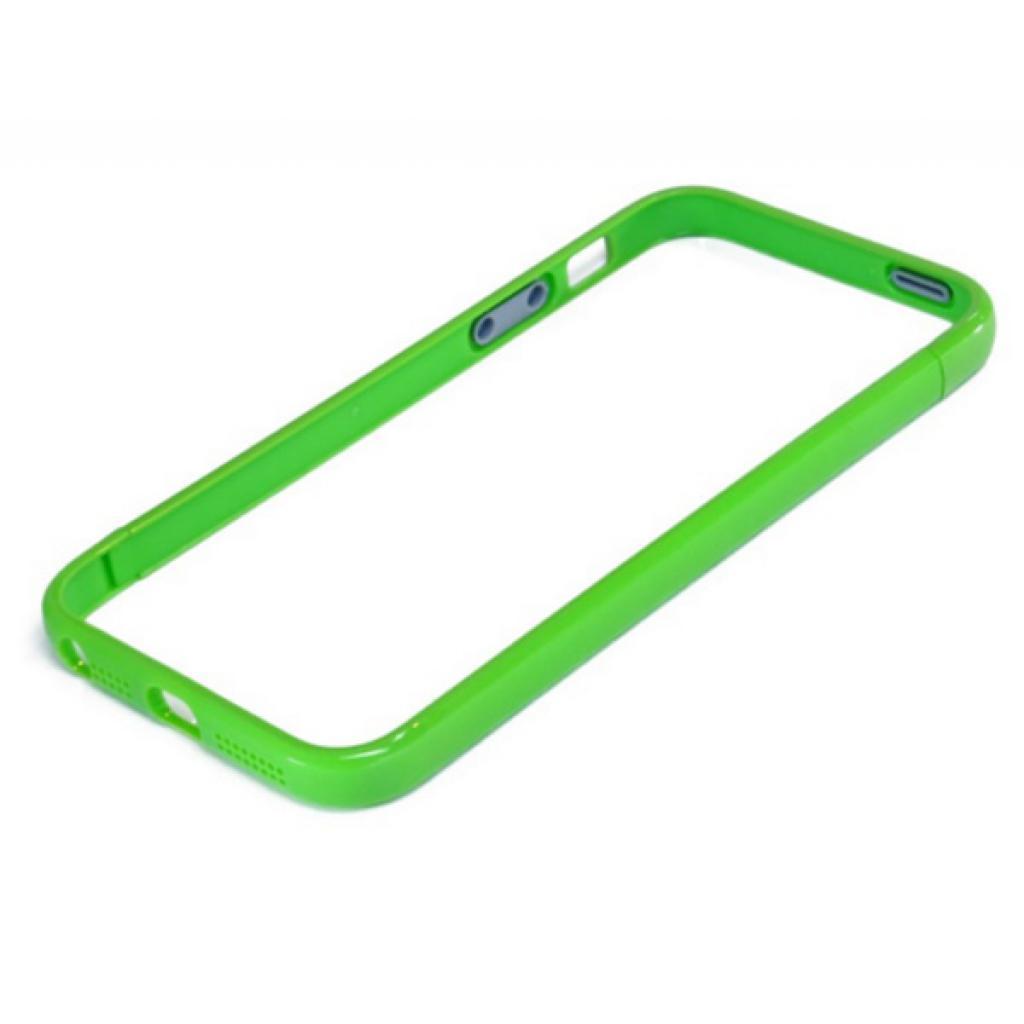 Чехол для моб. телефона JCPAL Colorful 3 in 1 для iPhone 5S/5 Set-Green (JCP3218) изображение 2