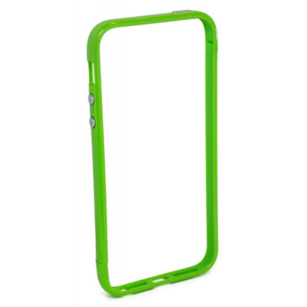 Чехол для моб. телефона JCPAL Colorful 3 in 1 для iPhone 5S/5 Set-Green (JCP3218)