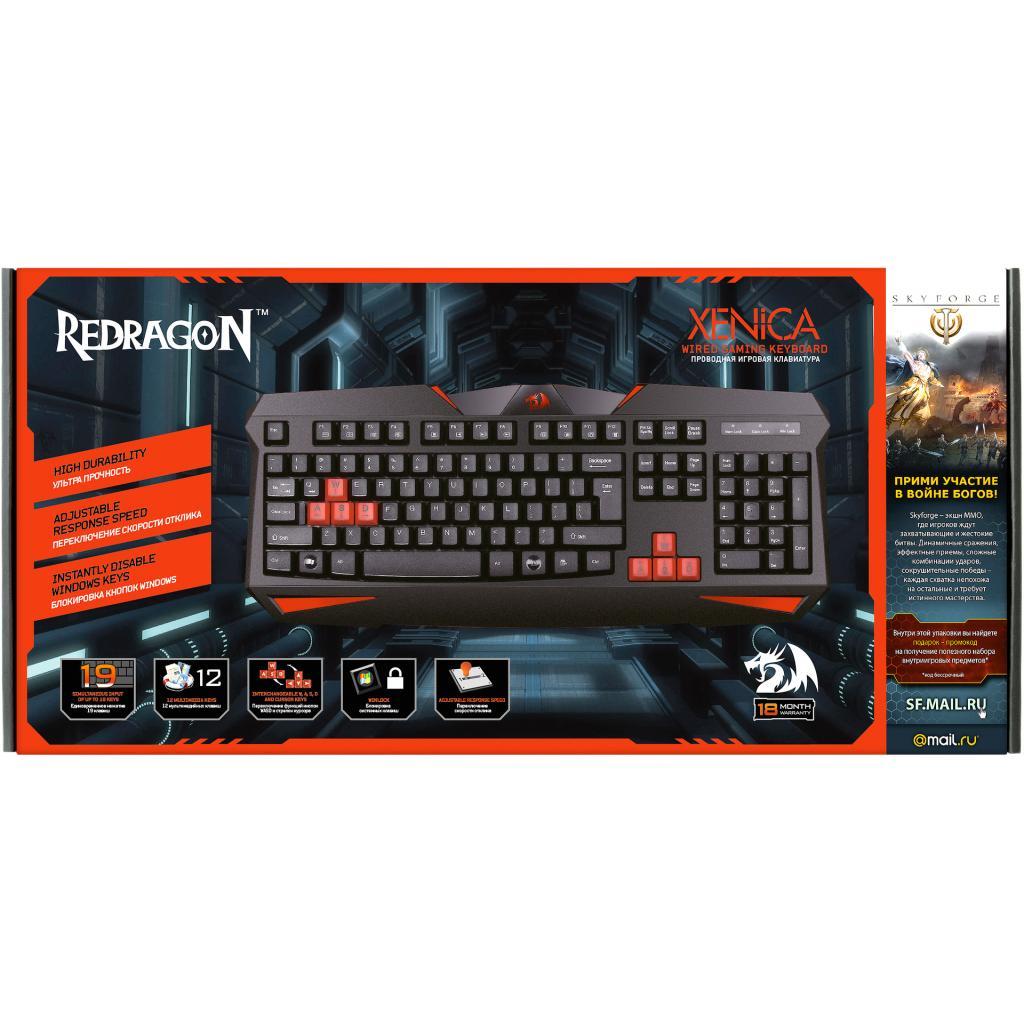 Клавиатура Redragon Xenica (70450) изображение 4