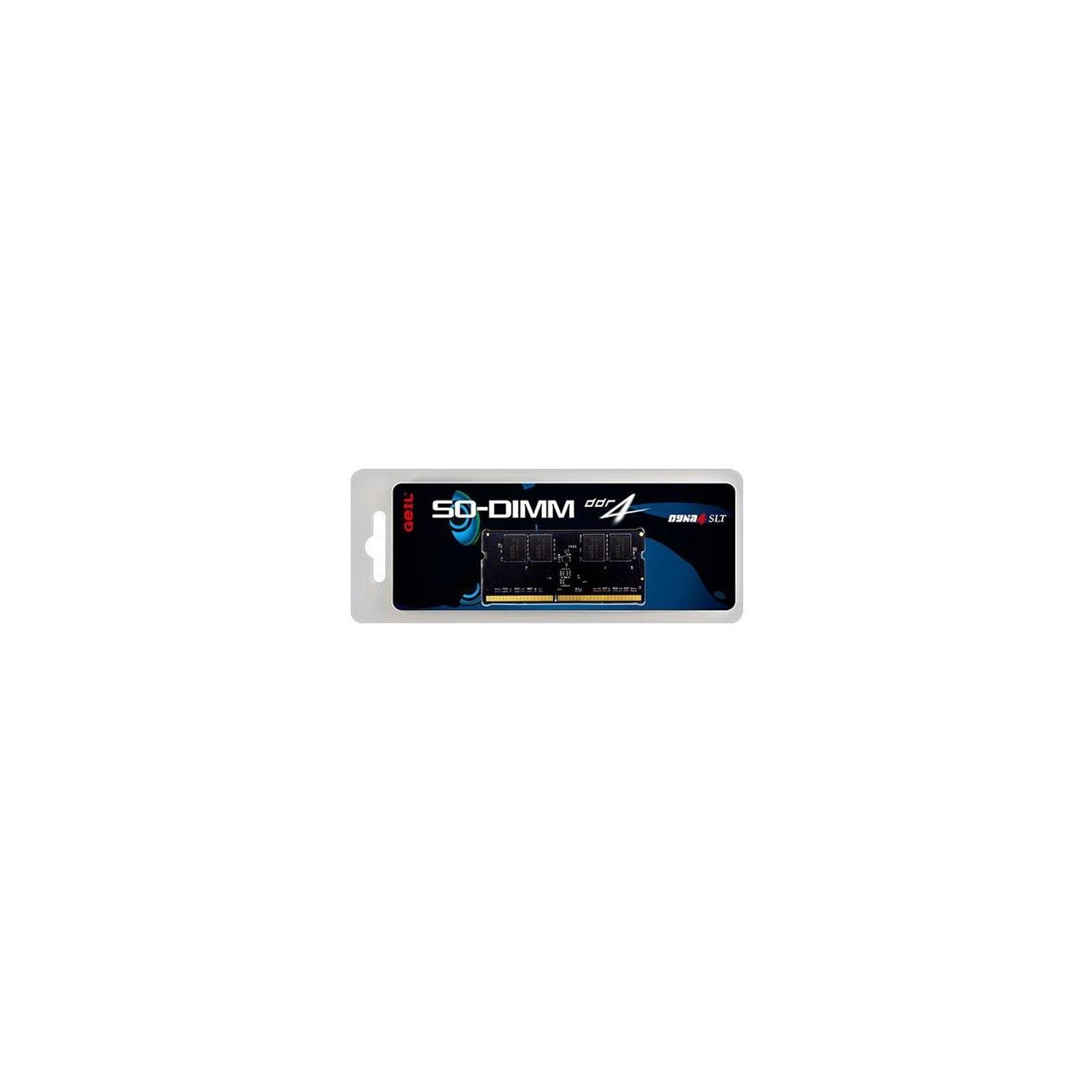 Модуль памяти для ноутбука SoDIMM DDR4 8GB 2133 MHz GEIL (GS48GB2133C15SC)