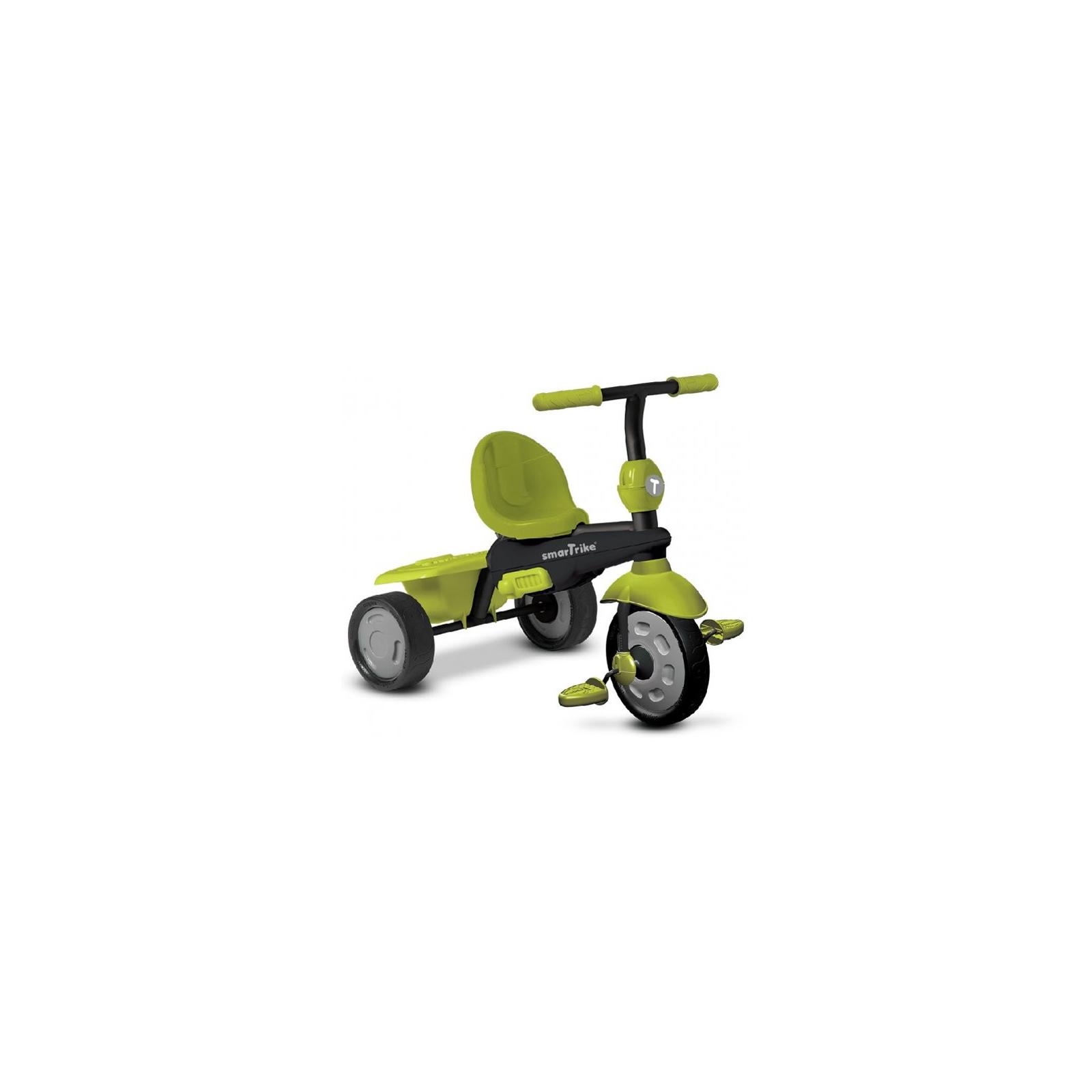 Детский велосипед Smart Trike Glow 4 в 1 Red (6401500) изображение 4
