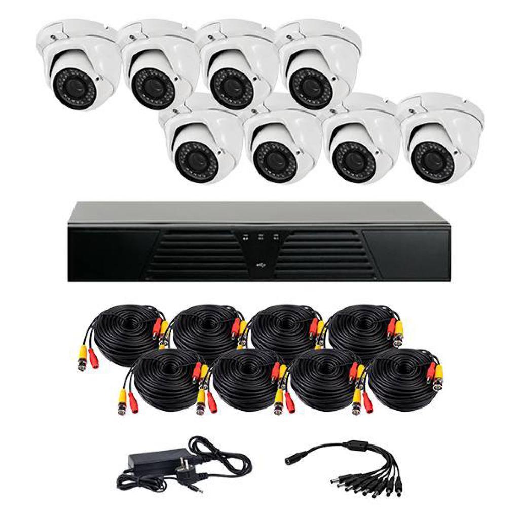 Комплект видеонаблюдения CoVi HVK-4006 AHD PRO KIT