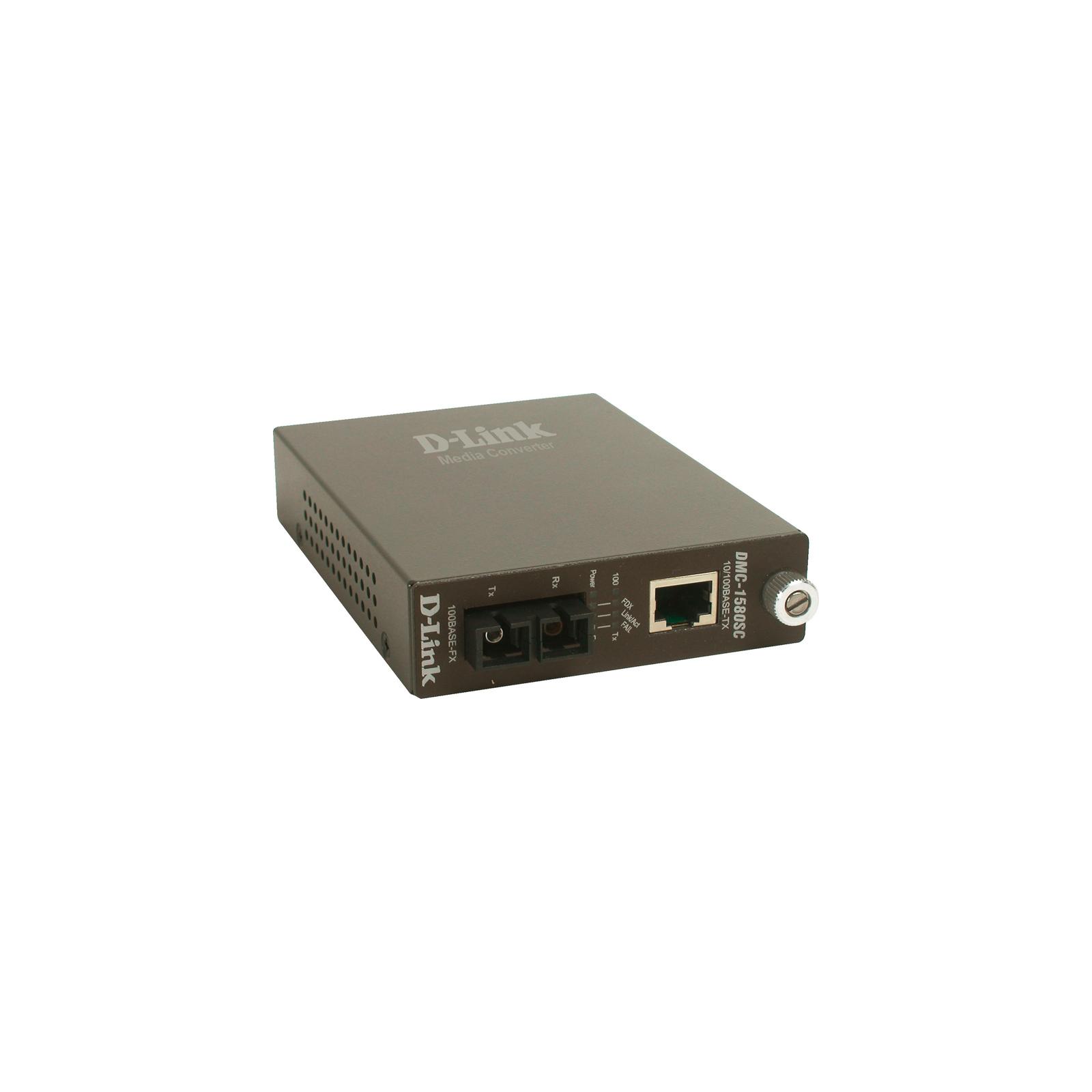 Медиаконвертор D-Link DMC-1580SC