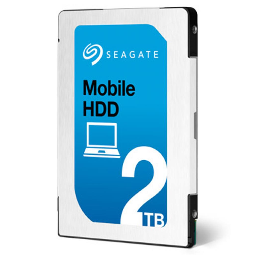 "Жесткий диск для ноутбука 2.5"" 2TB Seagate (ST2000LM007) изображение 2"