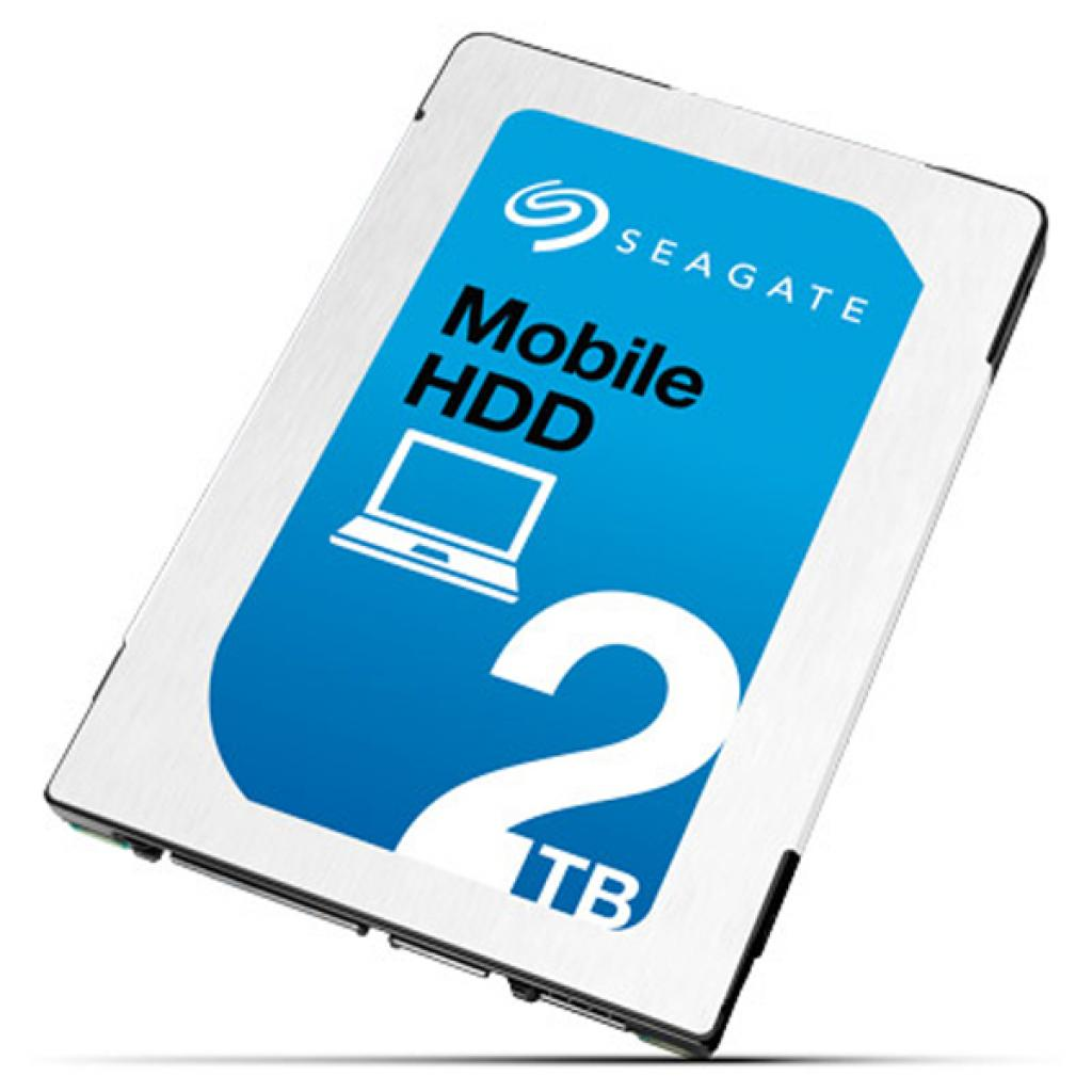 "Жесткий диск для ноутбука 2.5"" 2TB Seagate (ST2000LM007) изображение 3"