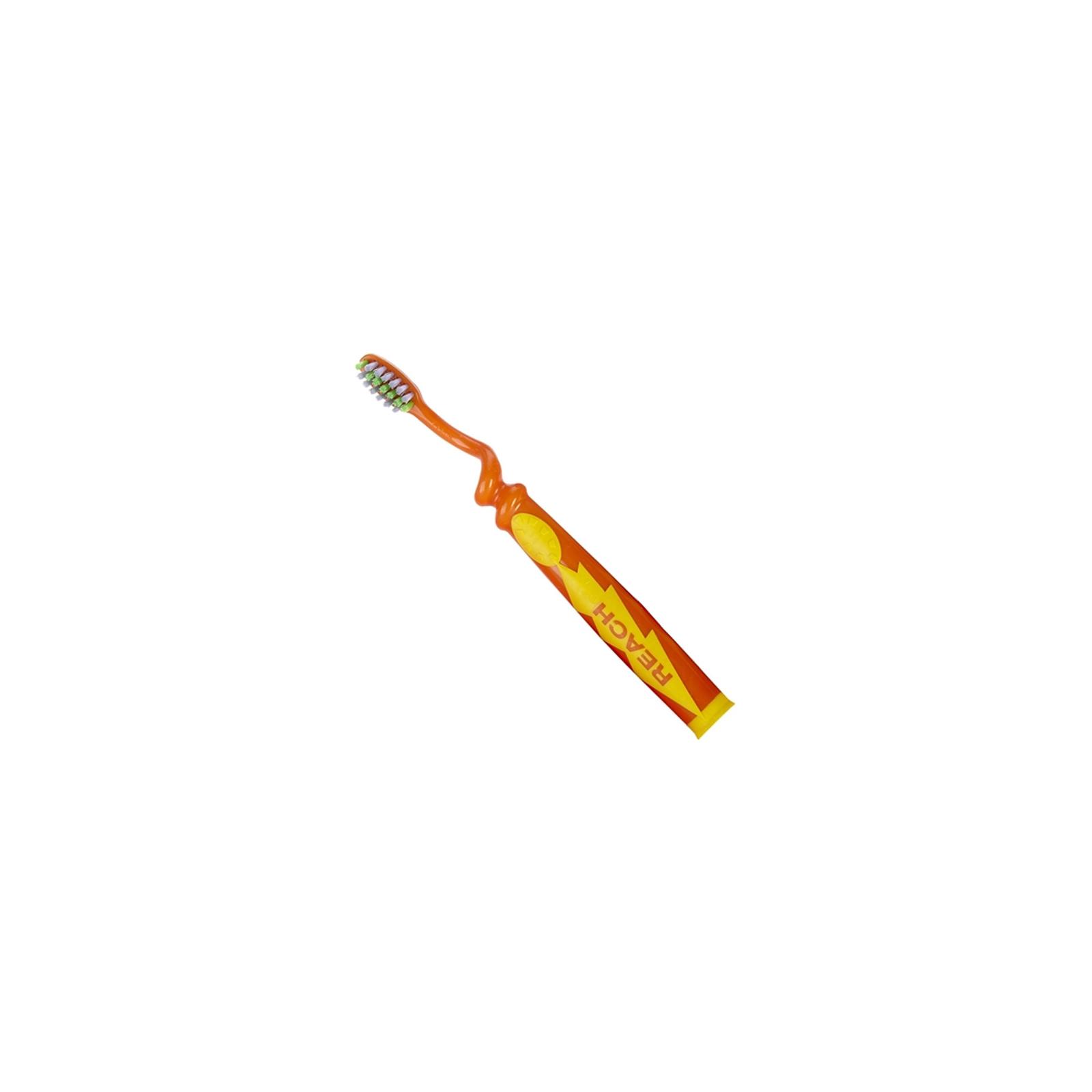 Детская зубная щетка Reach Wonder Grip детская (3574660020502) изображение 2