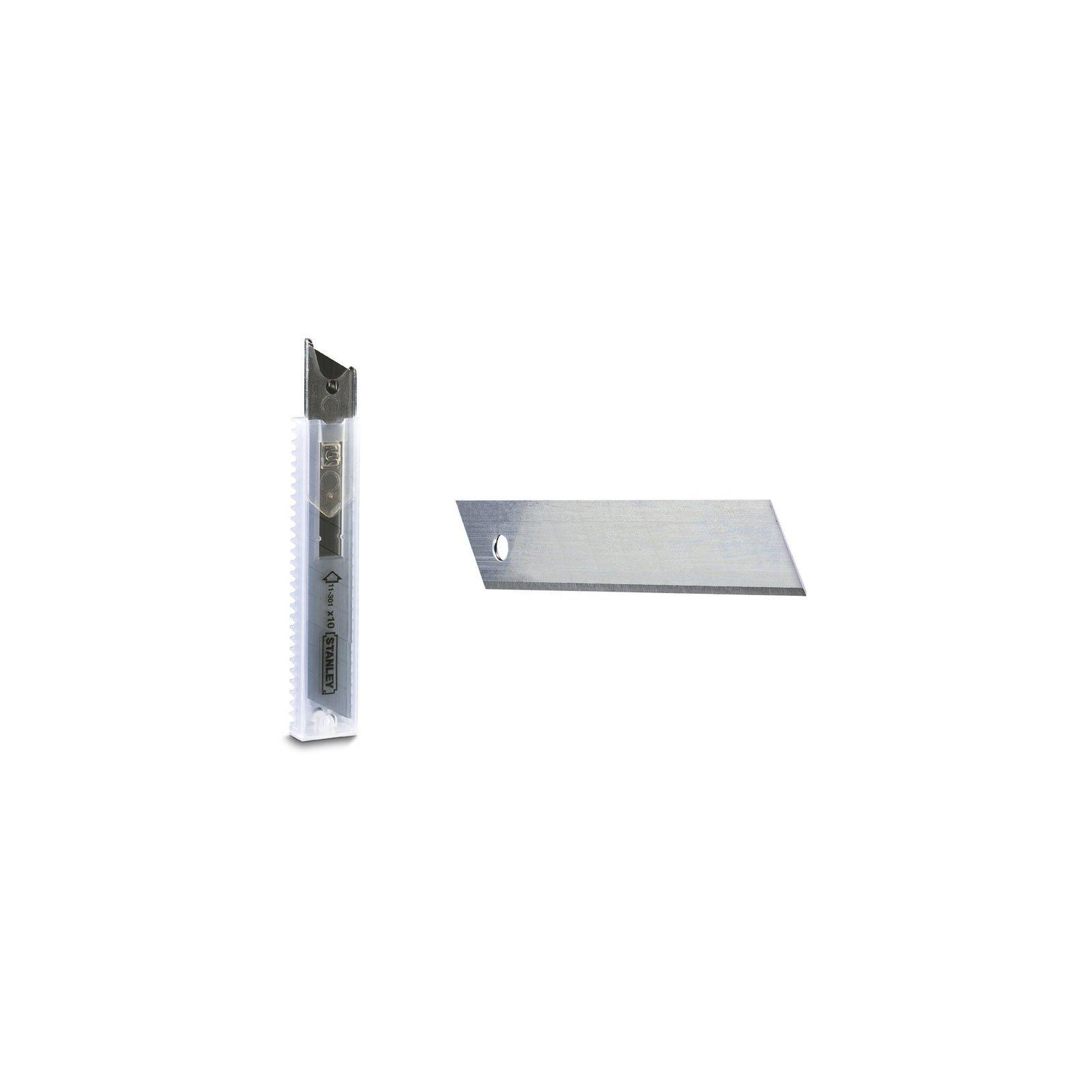Лезвие Stanley шириной 18мм, 10шт (0-11-301) (0-11-301) изображение 2