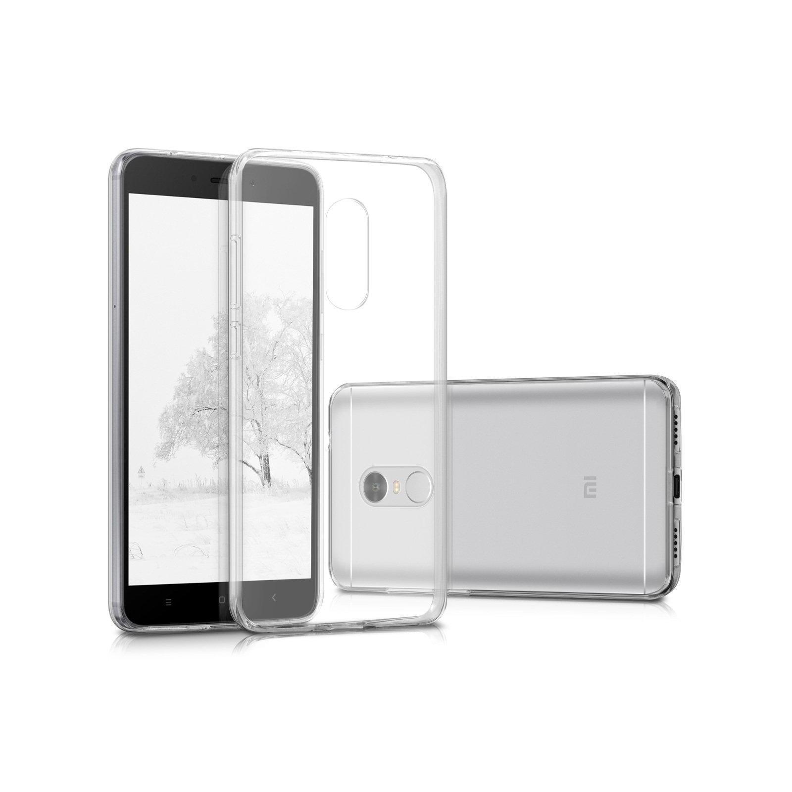 Чехол для моб. телефона SmartCase Xiaomi Redmi Note 4 TPU Clear (SC-RMIN4) изображение 2