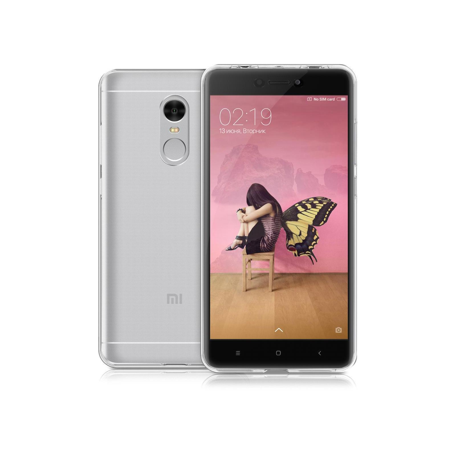 Чехол для моб. телефона SmartCase Xiaomi Redmi Note 4 TPU Clear (SC-RMIN4) изображение 3
