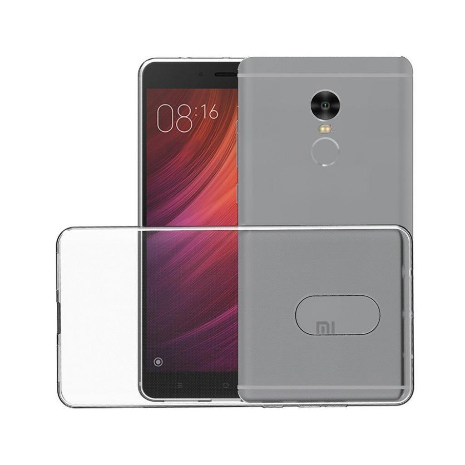 Чехол для моб. телефона SmartCase Xiaomi Redmi Note 4 TPU Clear (SC-RMIN4) изображение 4