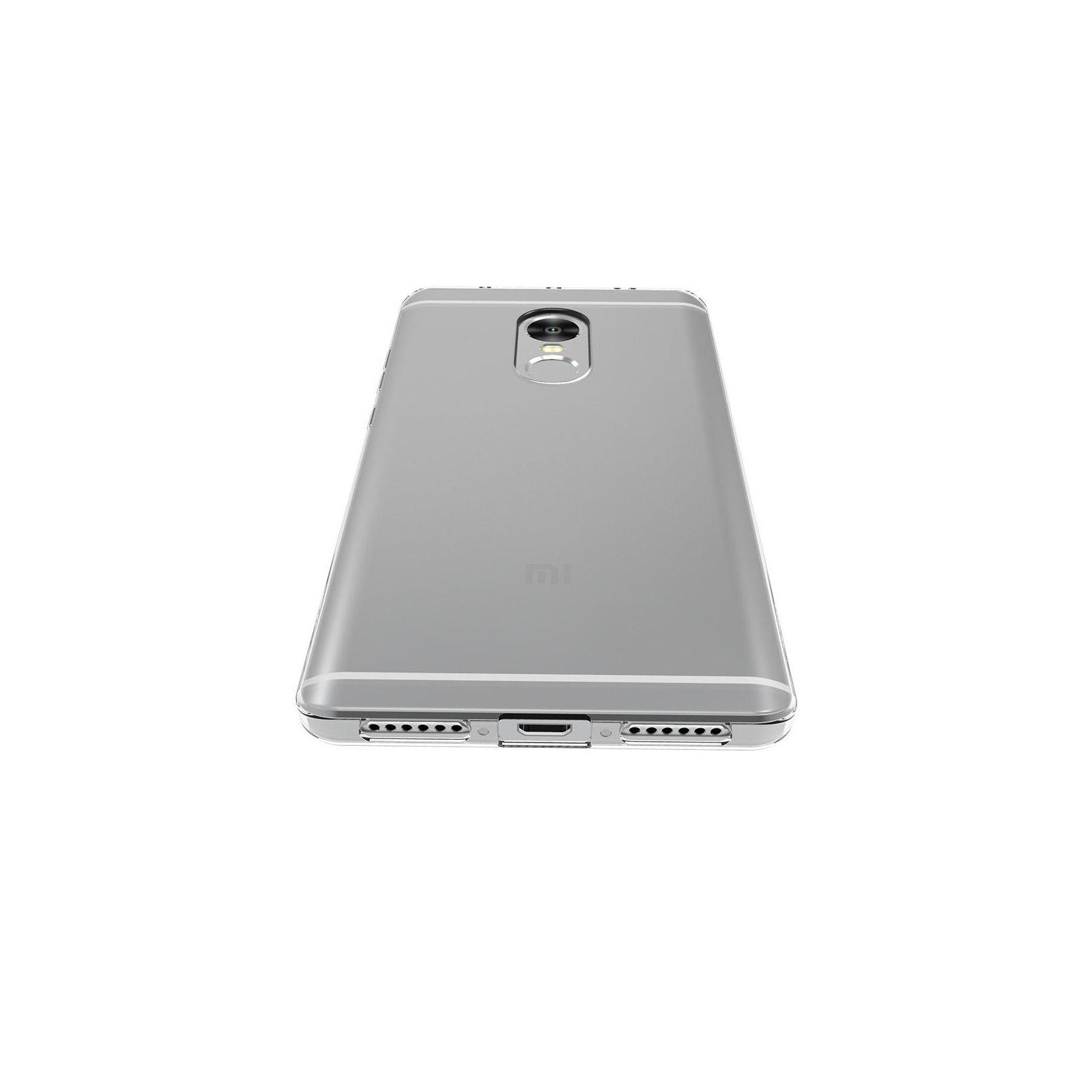 Чехол для моб. телефона SmartCase Xiaomi Redmi Note 4 TPU Clear (SC-RMIN4) изображение 5