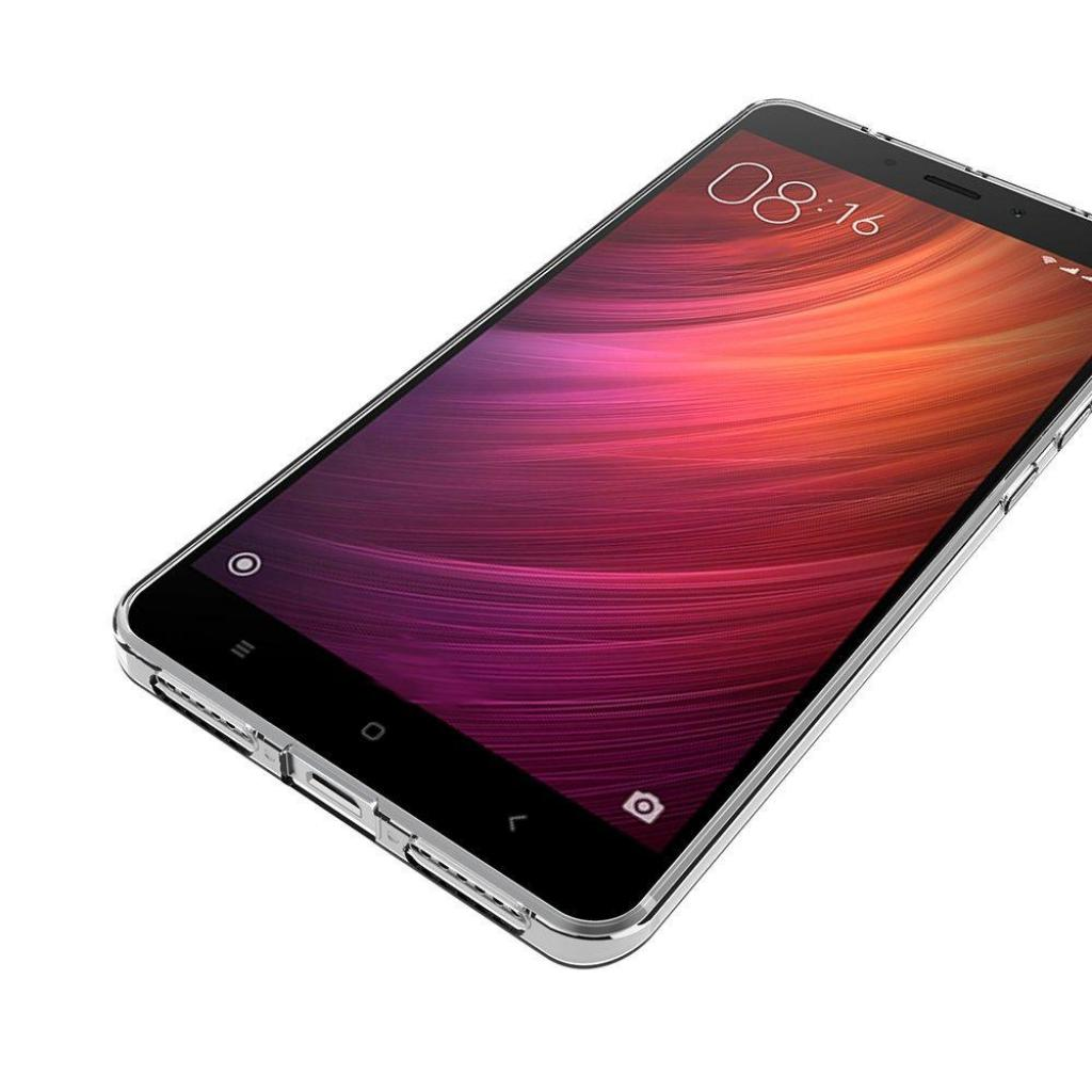 Чехол для моб. телефона SmartCase Xiaomi Redmi Note 4 TPU Clear (SC-RMIN4) изображение 6