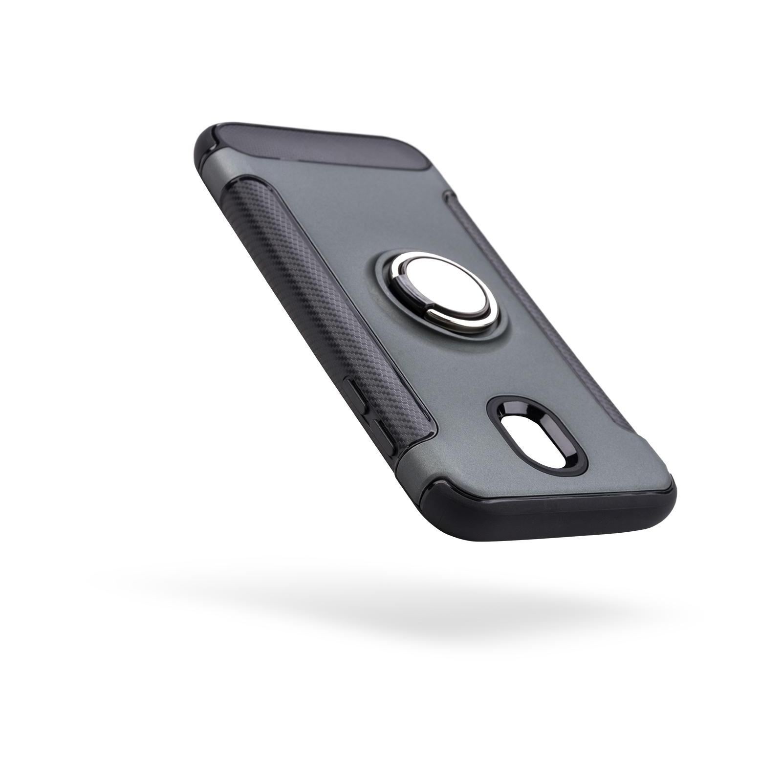 Чехол для моб. телефона Laudtec для Samsung J5 2017/J530 Ring stand (blue) (LR-J530-BL) изображение 7