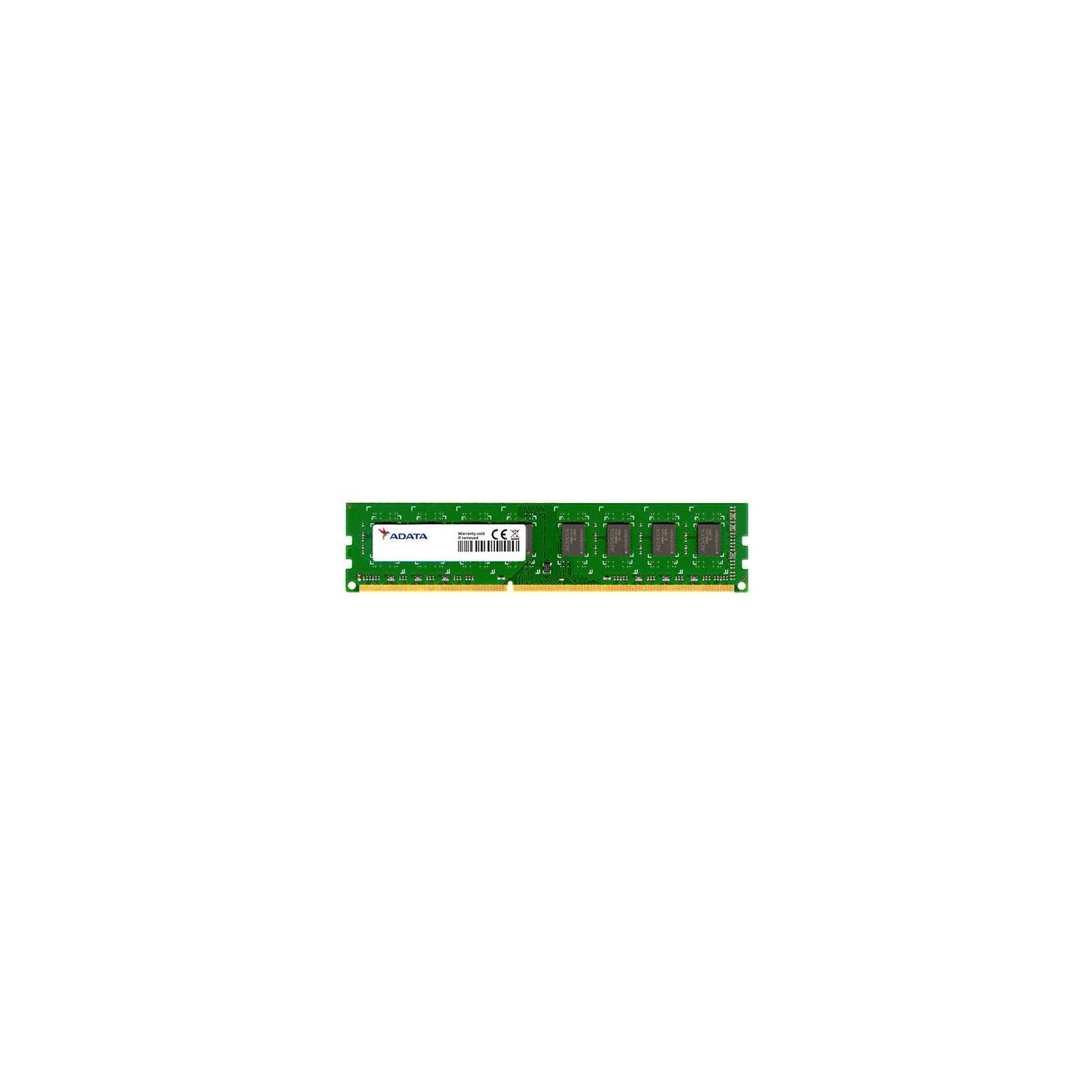 Модуль памяти для компьютера DDR3L 2GB 1600 MHz Premier ADATA (ADDU1600C2G11-S)