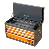 Ящик для інструментів Neo Tools 4 ящика, 605x316x386мм (84-201)