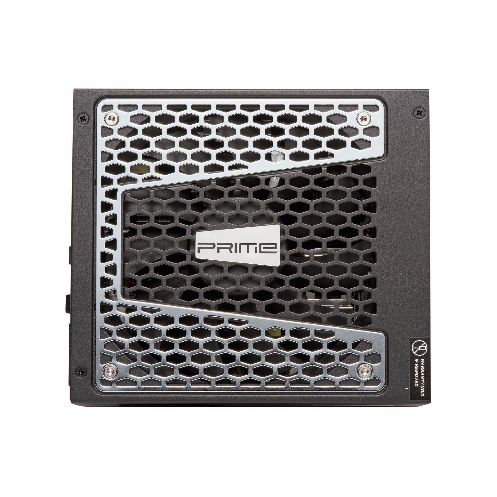 Блок питания Seasonic 850W PRIME ULTRA Titanium (SSR-850TR) изображение 4