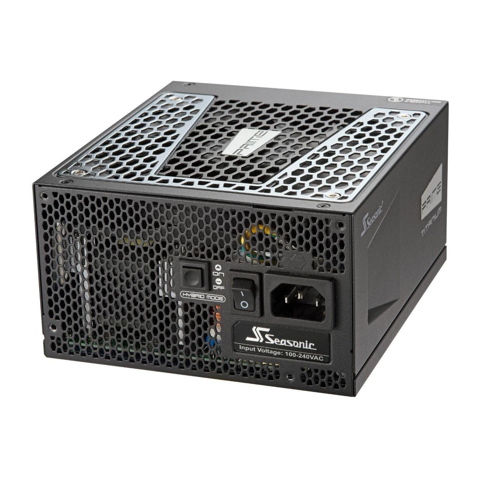 Блок питания Seasonic 850W PRIME ULTRA Titanium (SSR-850TR)