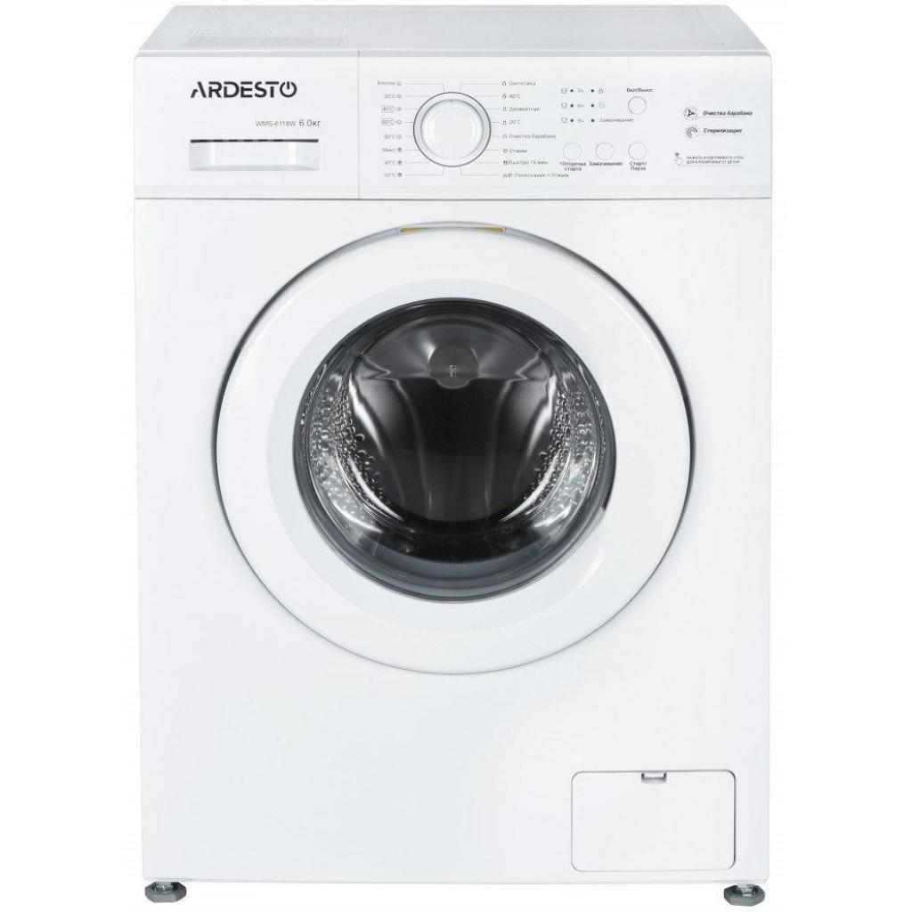 Стиральная машина Ardesto WMS-6118W изображение 2