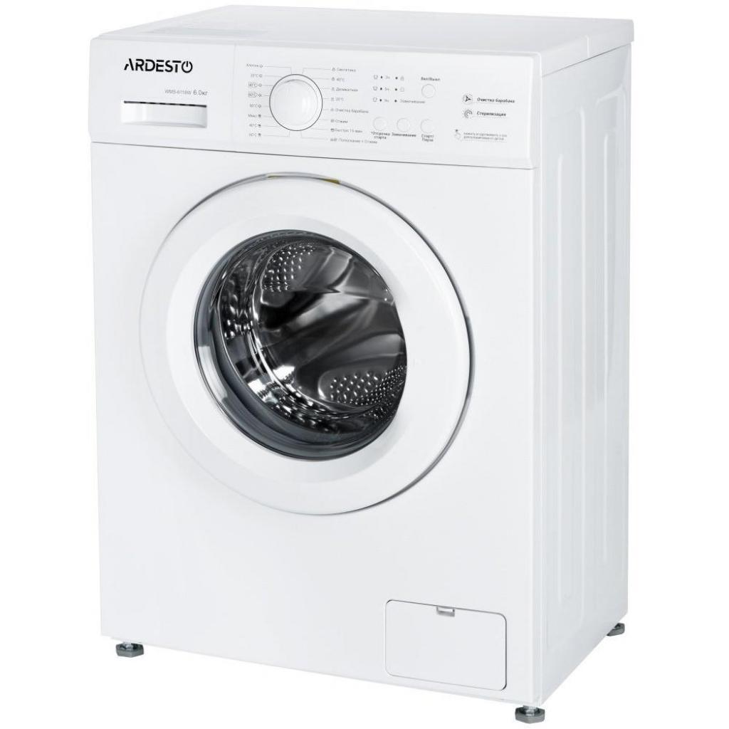 Стиральная машина Ardesto WMS-6118W изображение 3